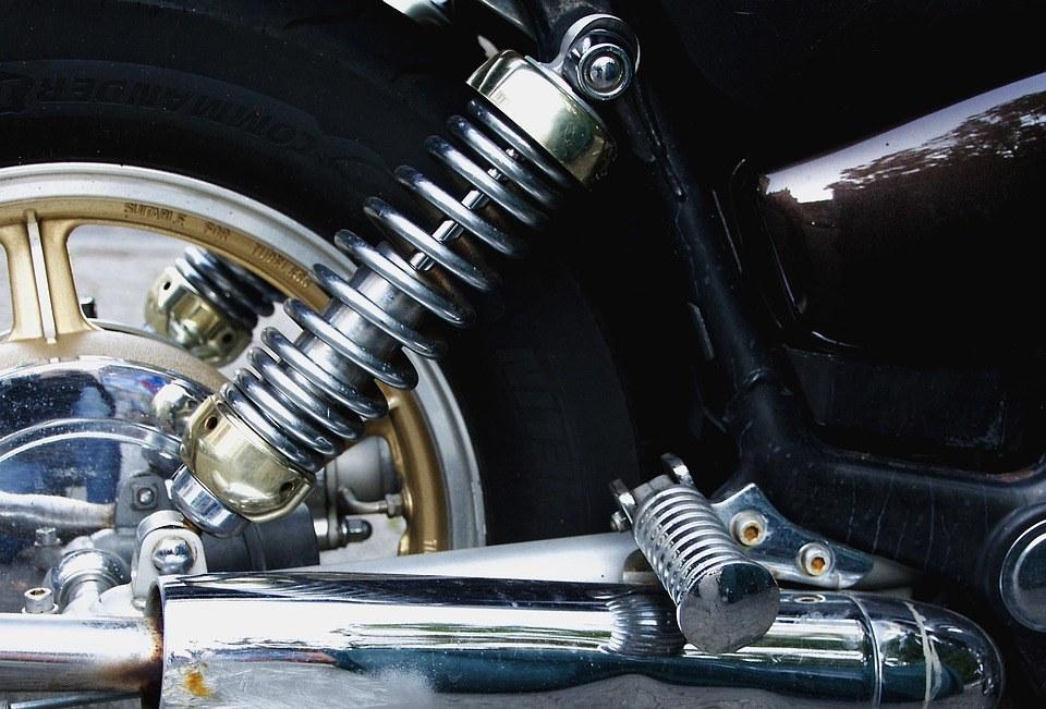 Amortyzator motocyklowy