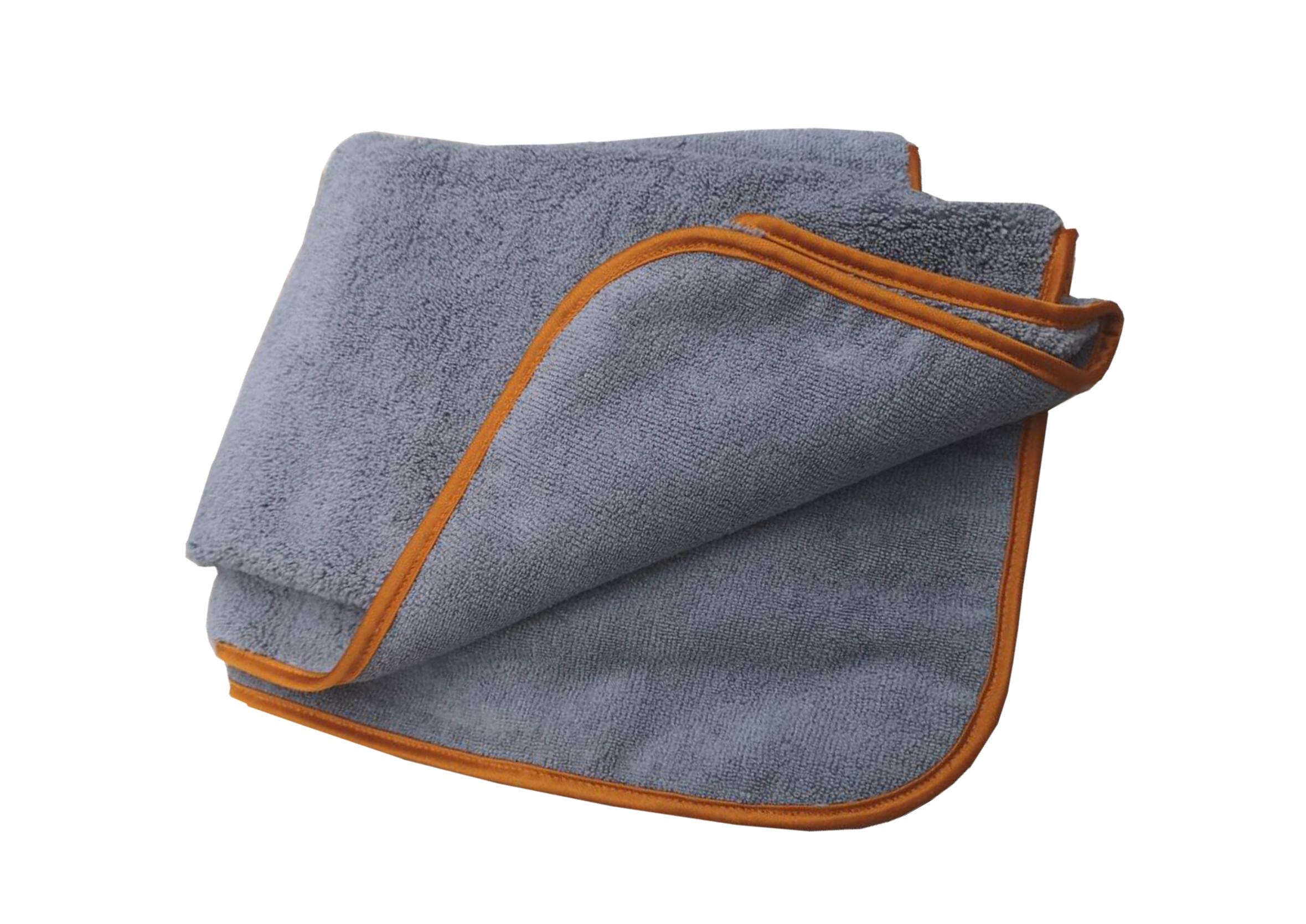SilverCars Fluffy Dryer 90x60cm Ręcznik z Mikrofibry do Osuszania Samochodu