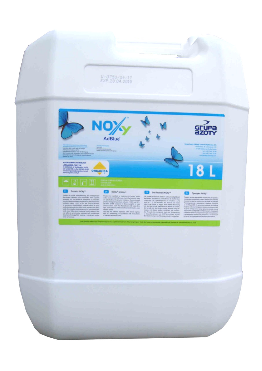 AdBlue Noxy Płyn do SCR 18L