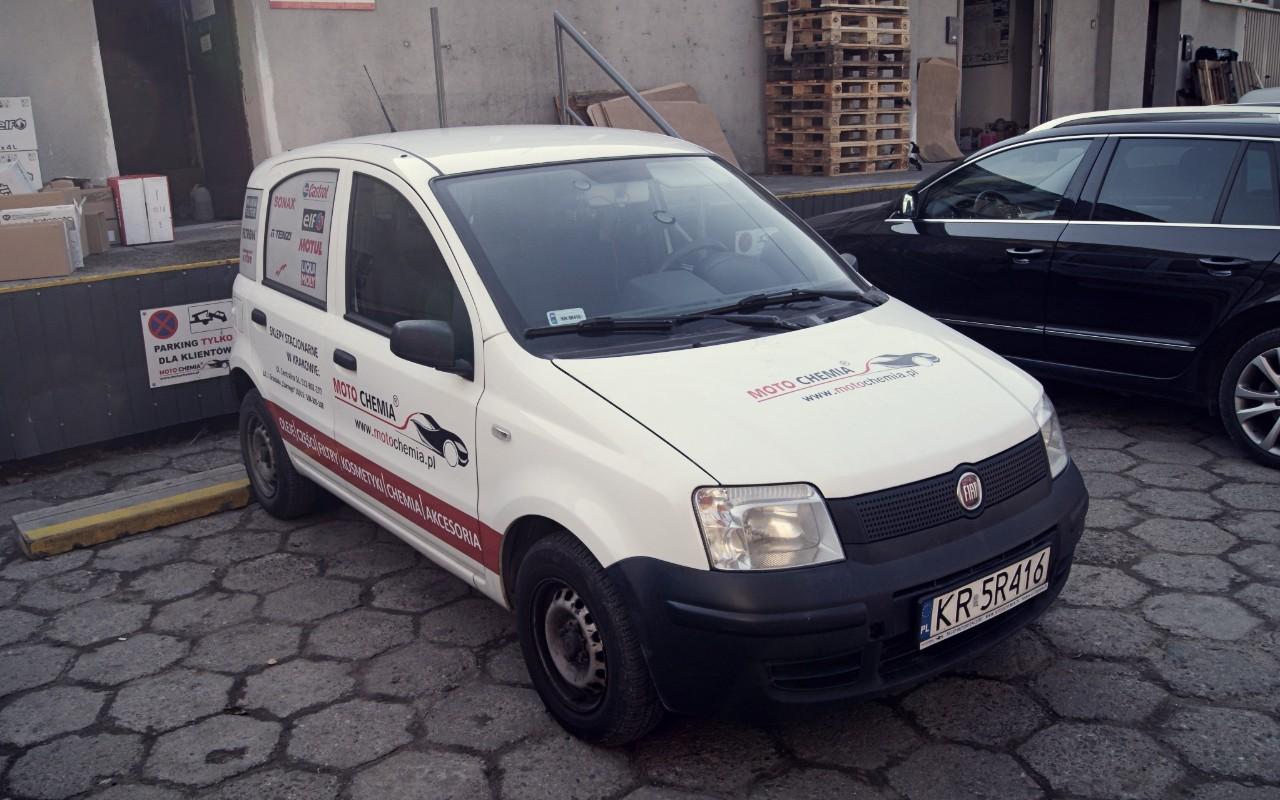 Fiat Panda 1.2 Fire