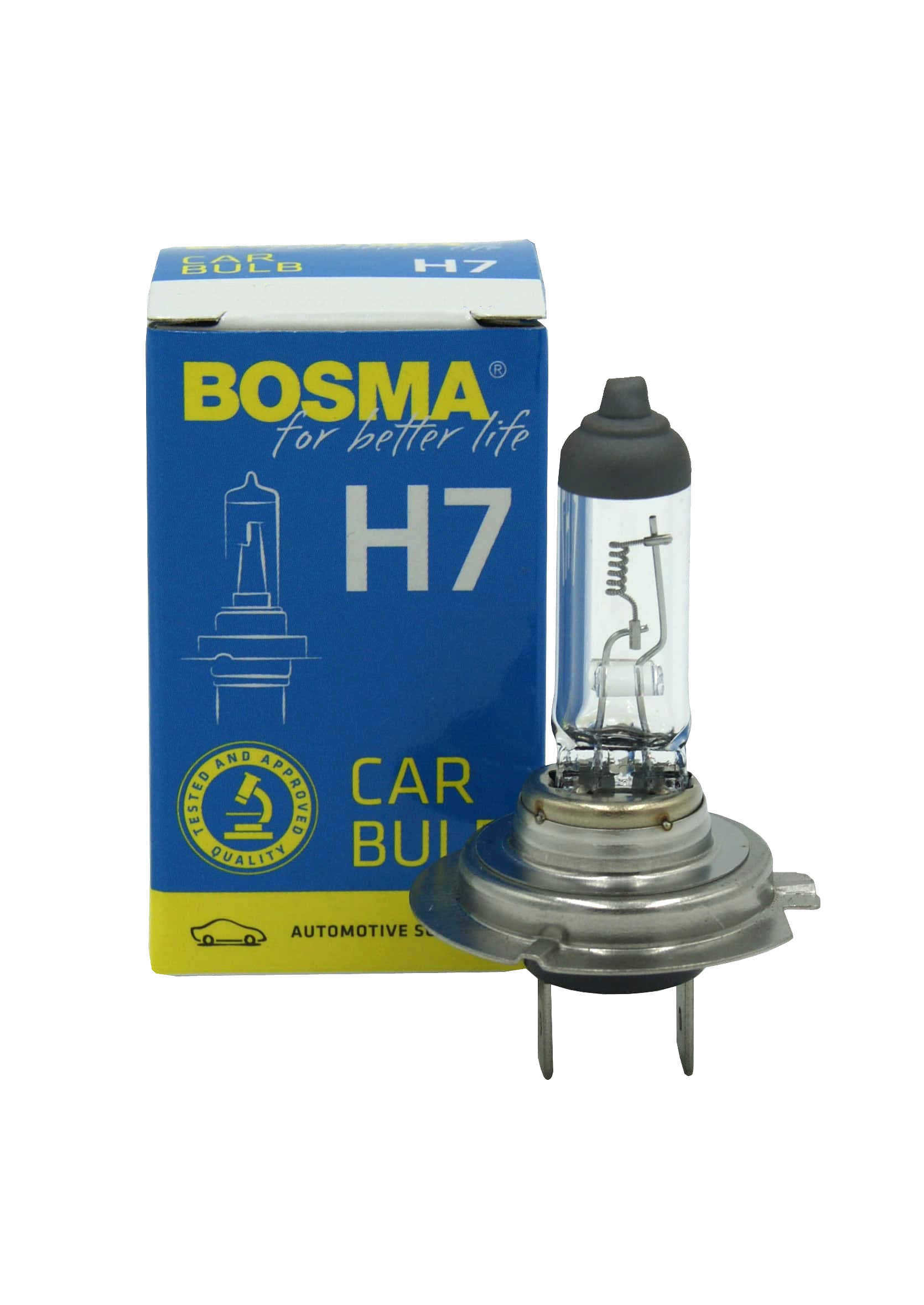 Bosma H7 12V 55W Żarówka Halogenowa
