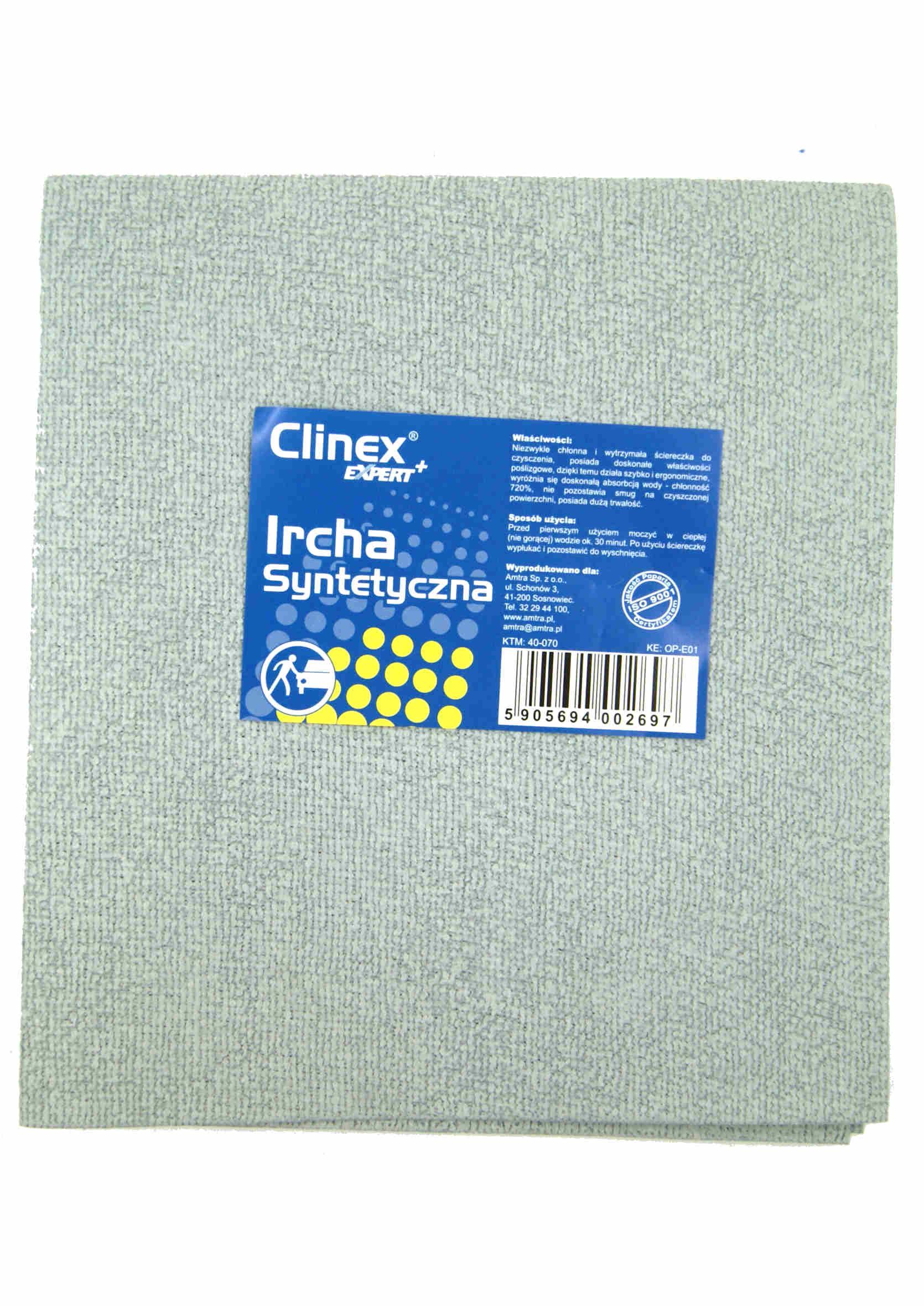 Clinex Expert+ Ircha Syntetyczna 53x43cm