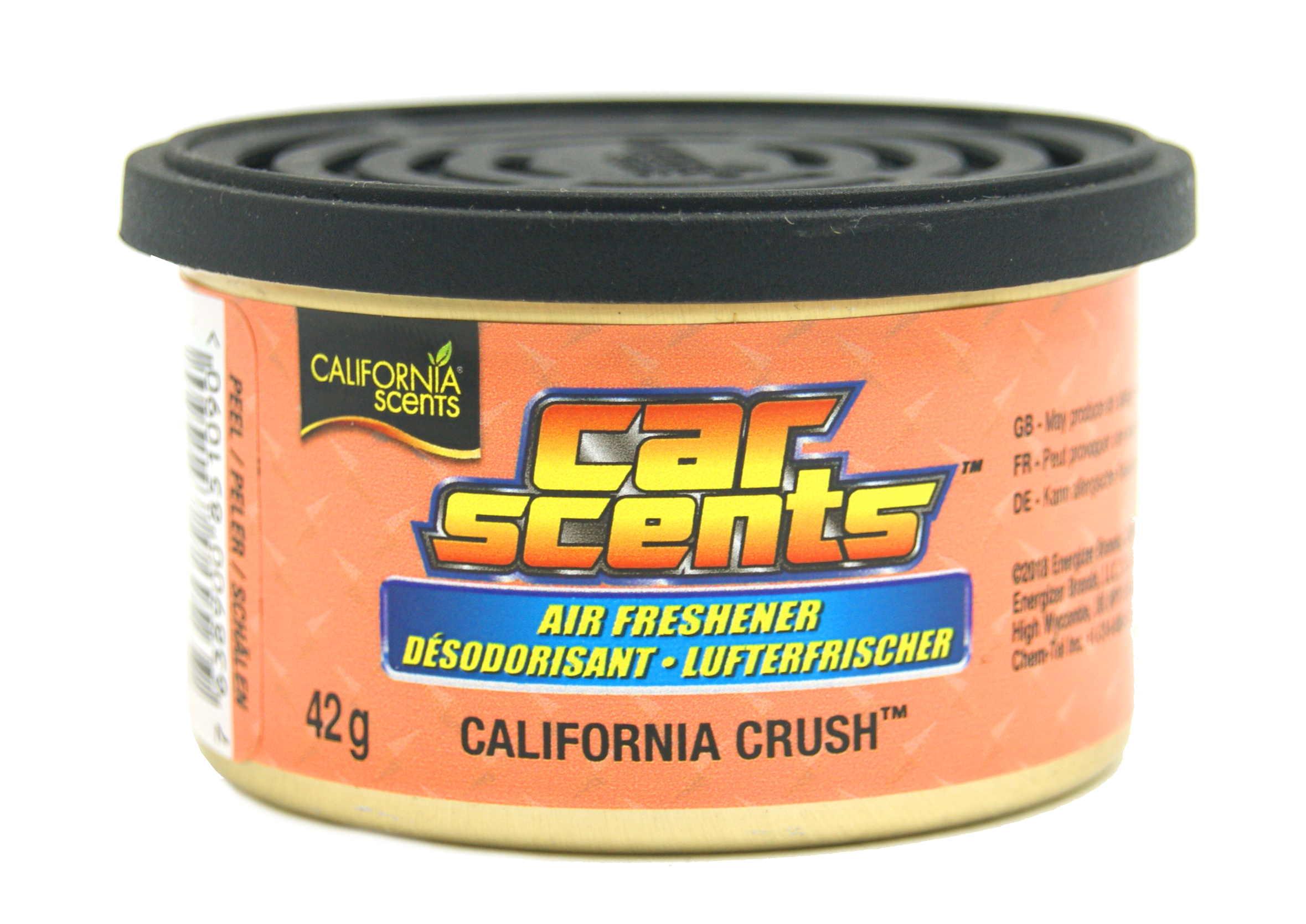 California Scents California Crush 42g Zapach Samochodowy Puszka