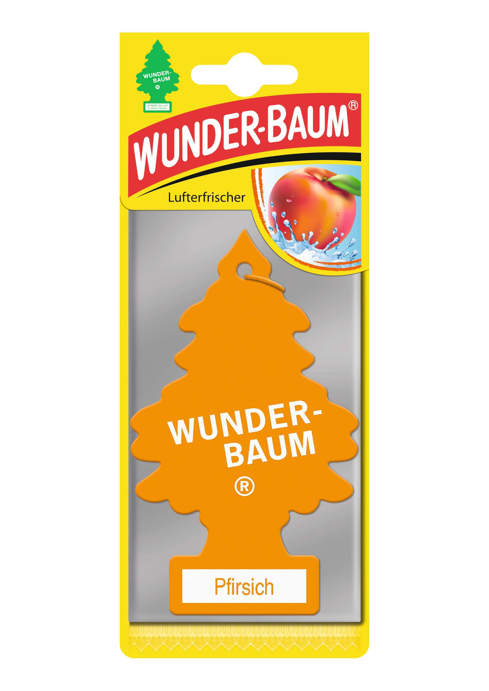 Choinka zapachowa Wunder-Baum Brzoskwinia