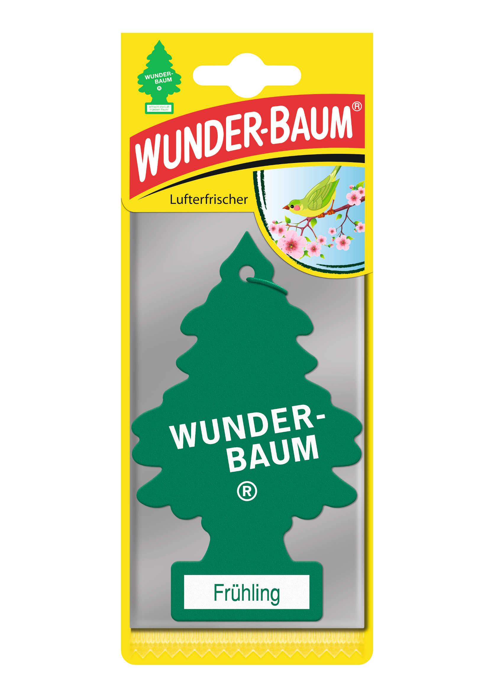 Zapachowa Choinka do auta Wunder Baum Fruhling Wiosenny