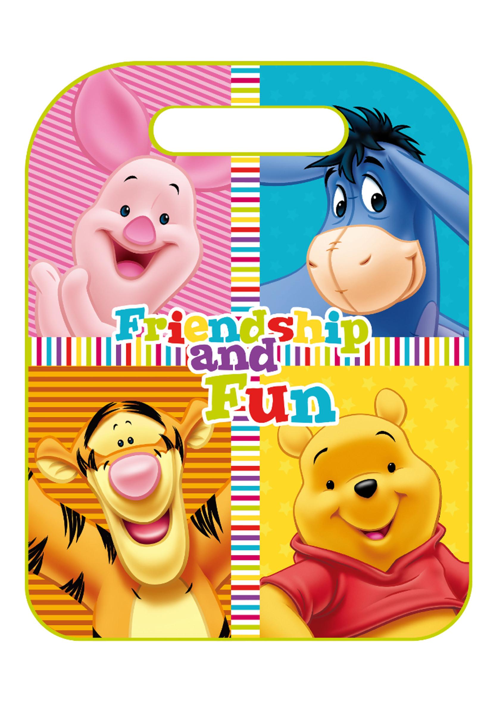 Osłona na Fotel Samochodowy Przedni Disney Winnie the Pooh