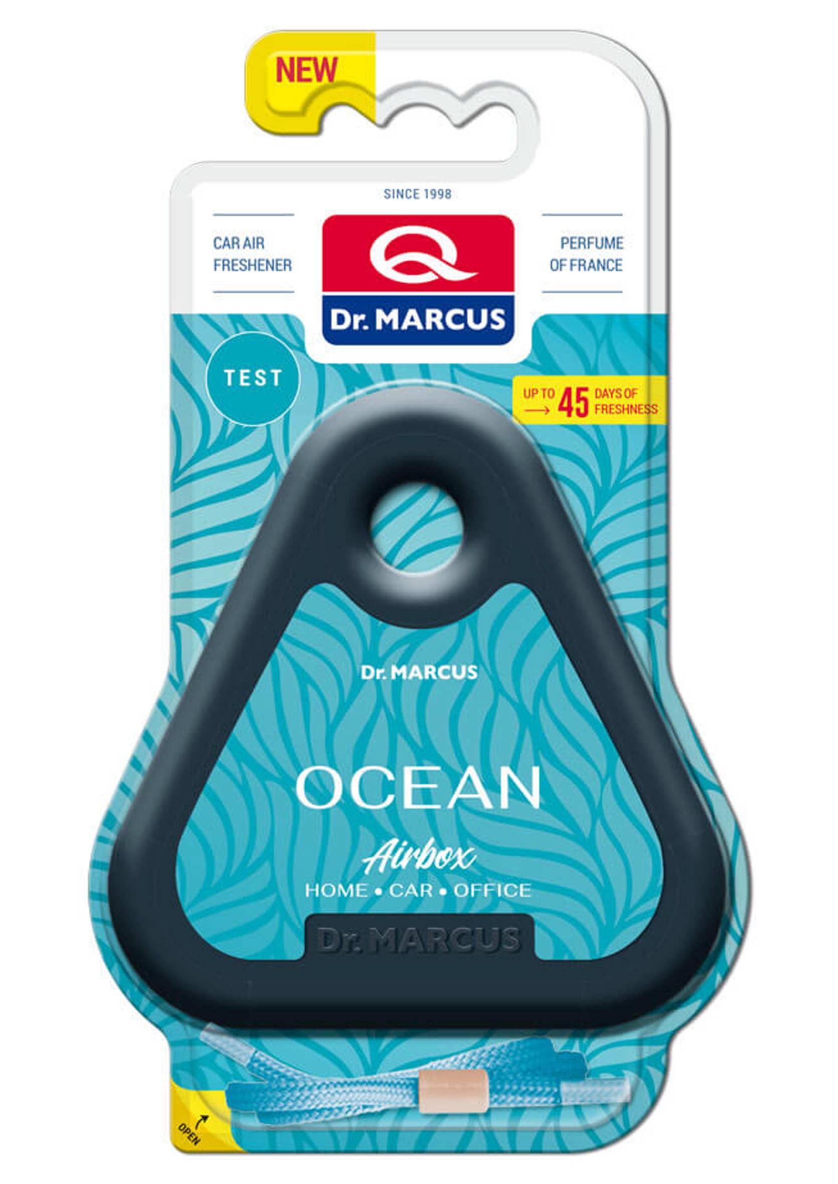 Dr Marcus Airbox Ocean Odświeżacz zapach samochodowy pod siedzenie
