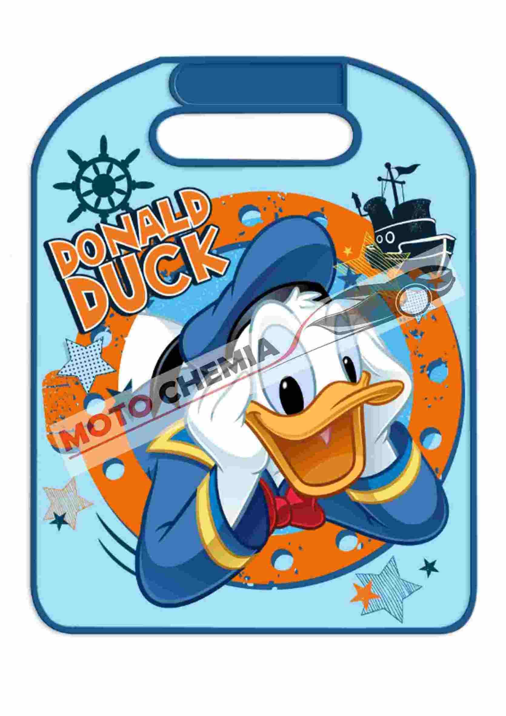 Osłona na Fotel Samochodowy Przedni Disney Kaczor Donald
