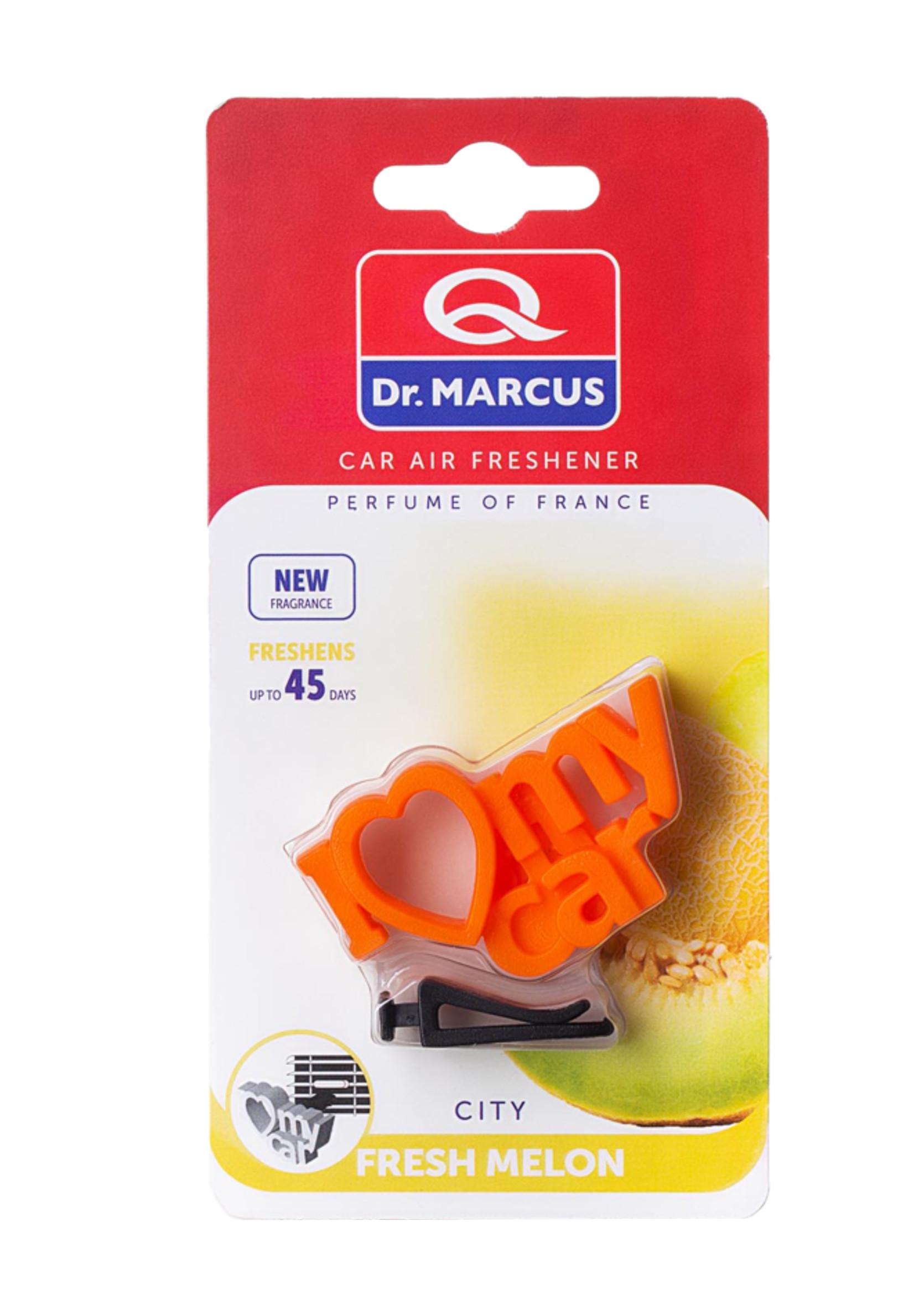 Dr. Marcus City Fresh Melon Trójwymiarowy Odświeżacz Powietrza