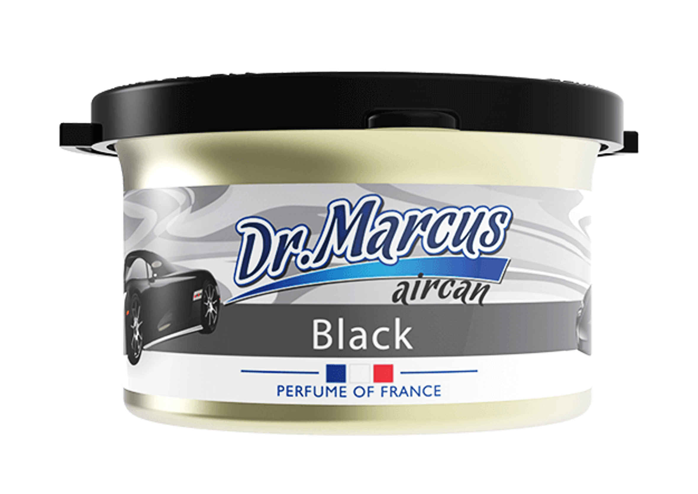 Dr Marcus Aircan 40g Zapach w formie puszki Black