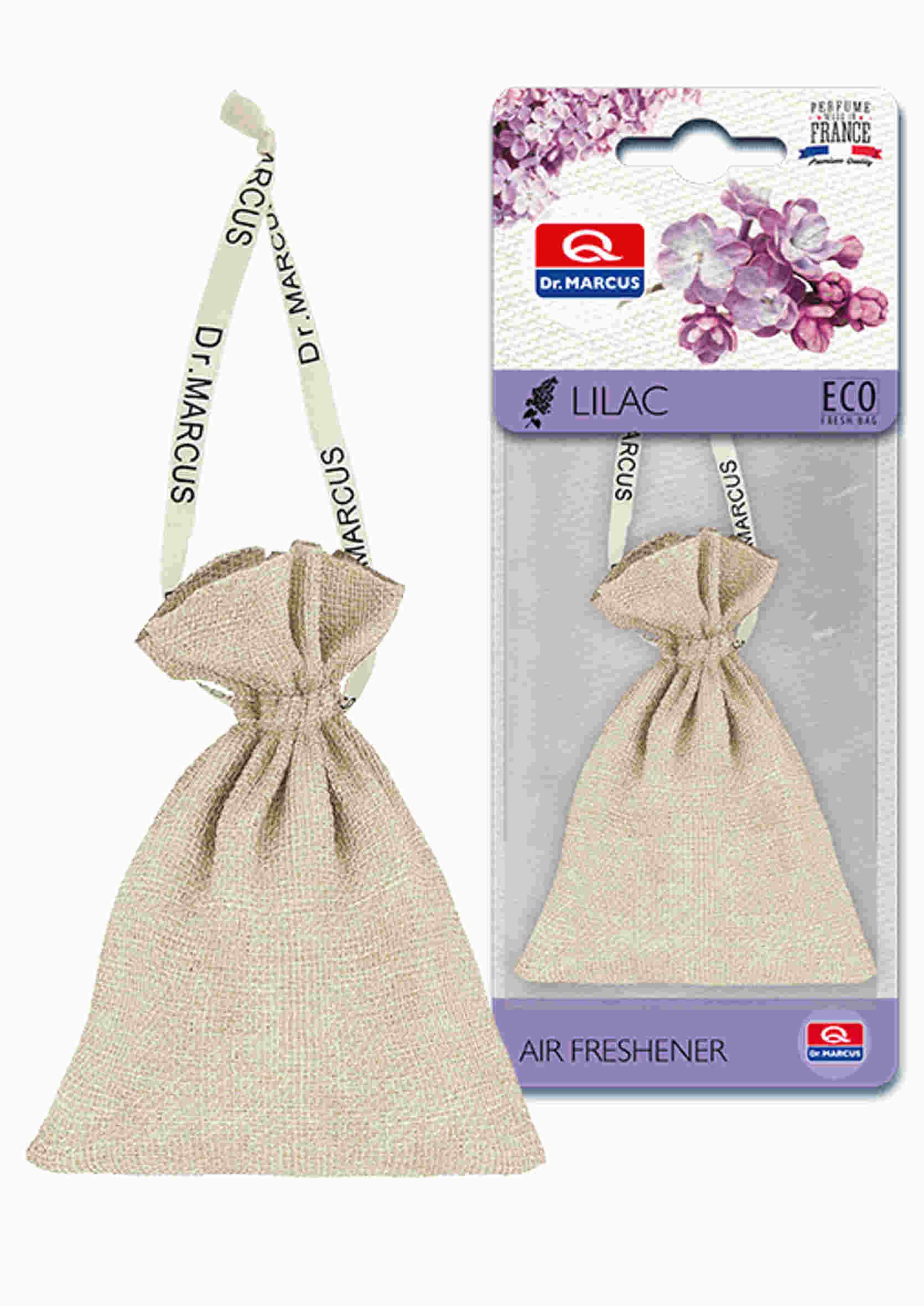 Dr. Marcus Fresh Bag Eco Lilia 20g Zapach Samochodowy Sakiewka