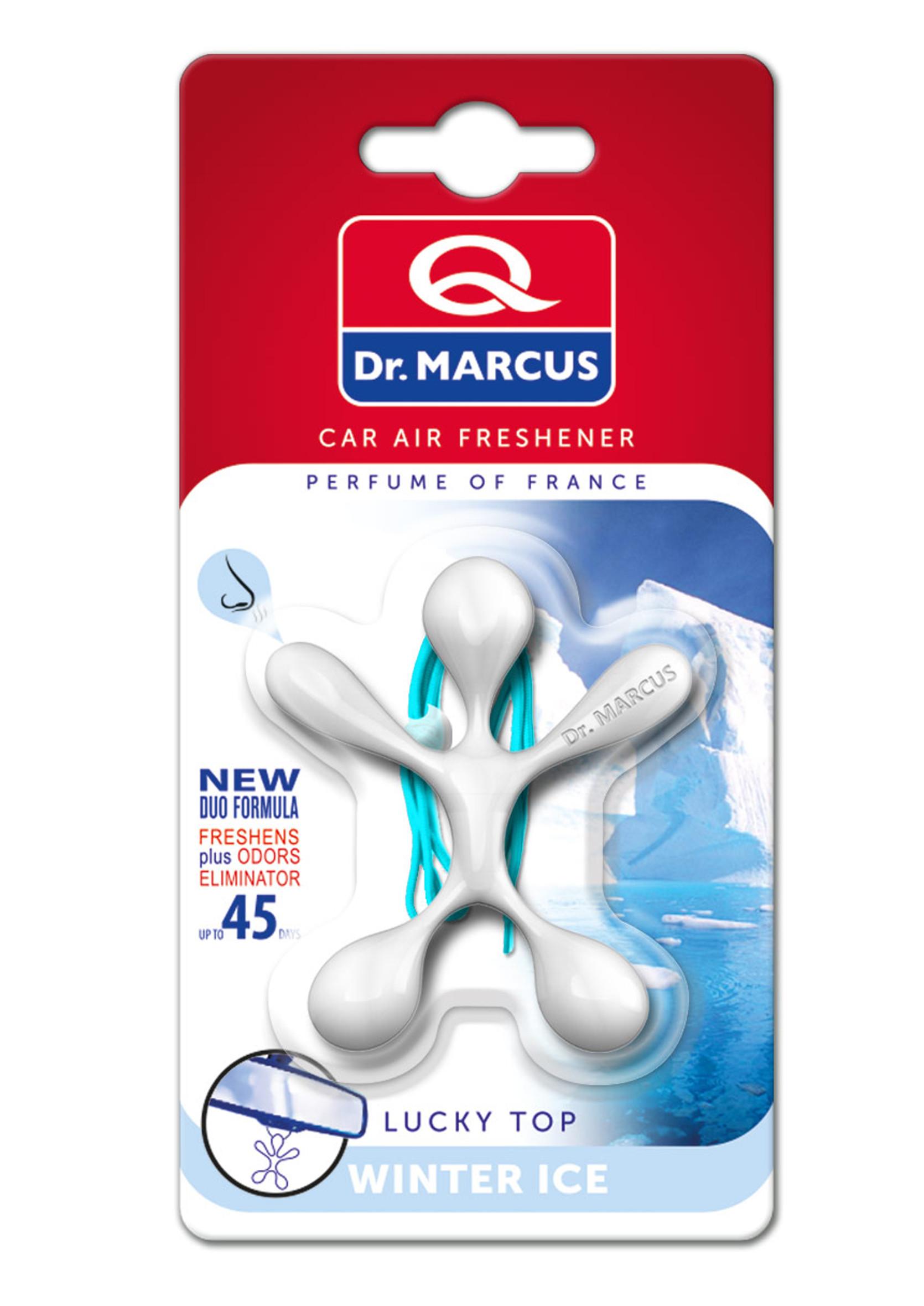 Dr Marcus Lucky Top Winter Ice Zapach Samochodowy