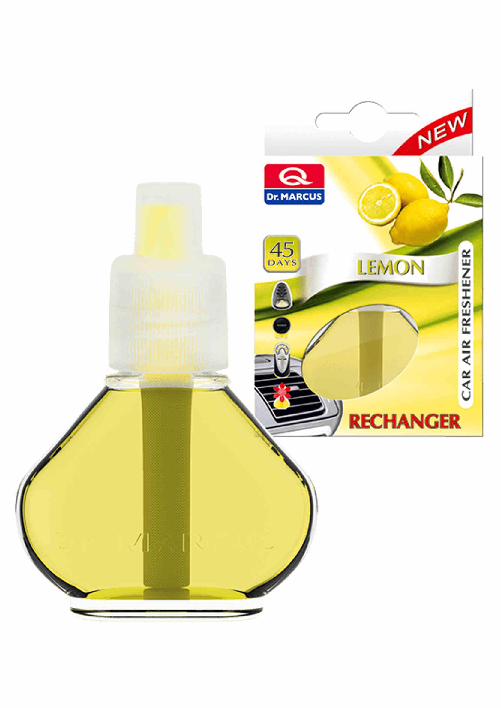 Dr. Marcus Rechanger Lemon 8ml Wkład do Zapachu Samochodowego Cytryna