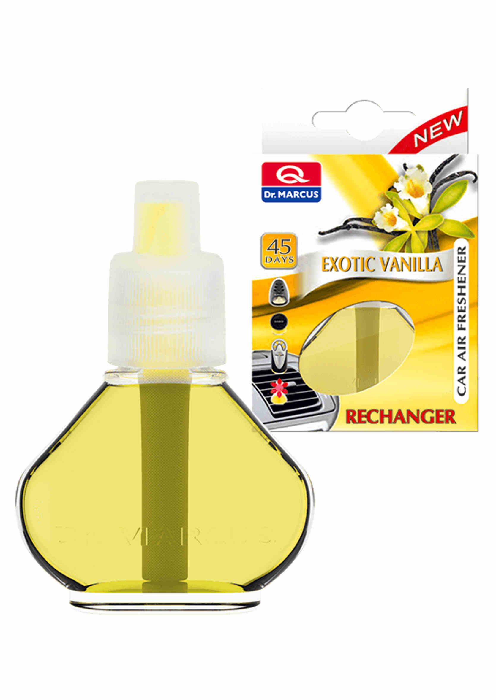 Dr. Marcus Rechanger Vanilla 8ml Wkład do Zapachu Samochodowego Wanilia