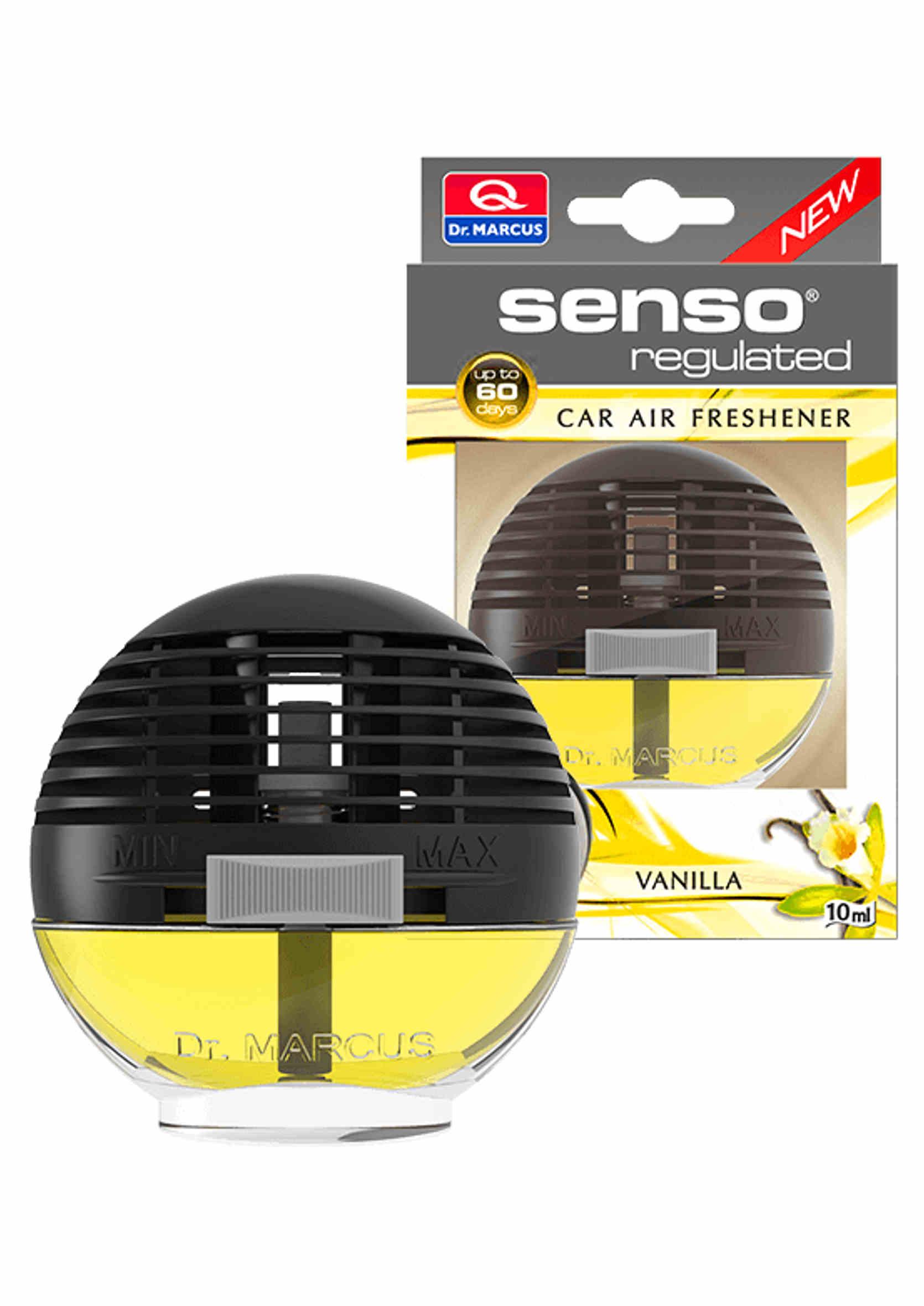 Dr. Marcus Senso Regulated Zapach Samochodowy 10ml Wanilia