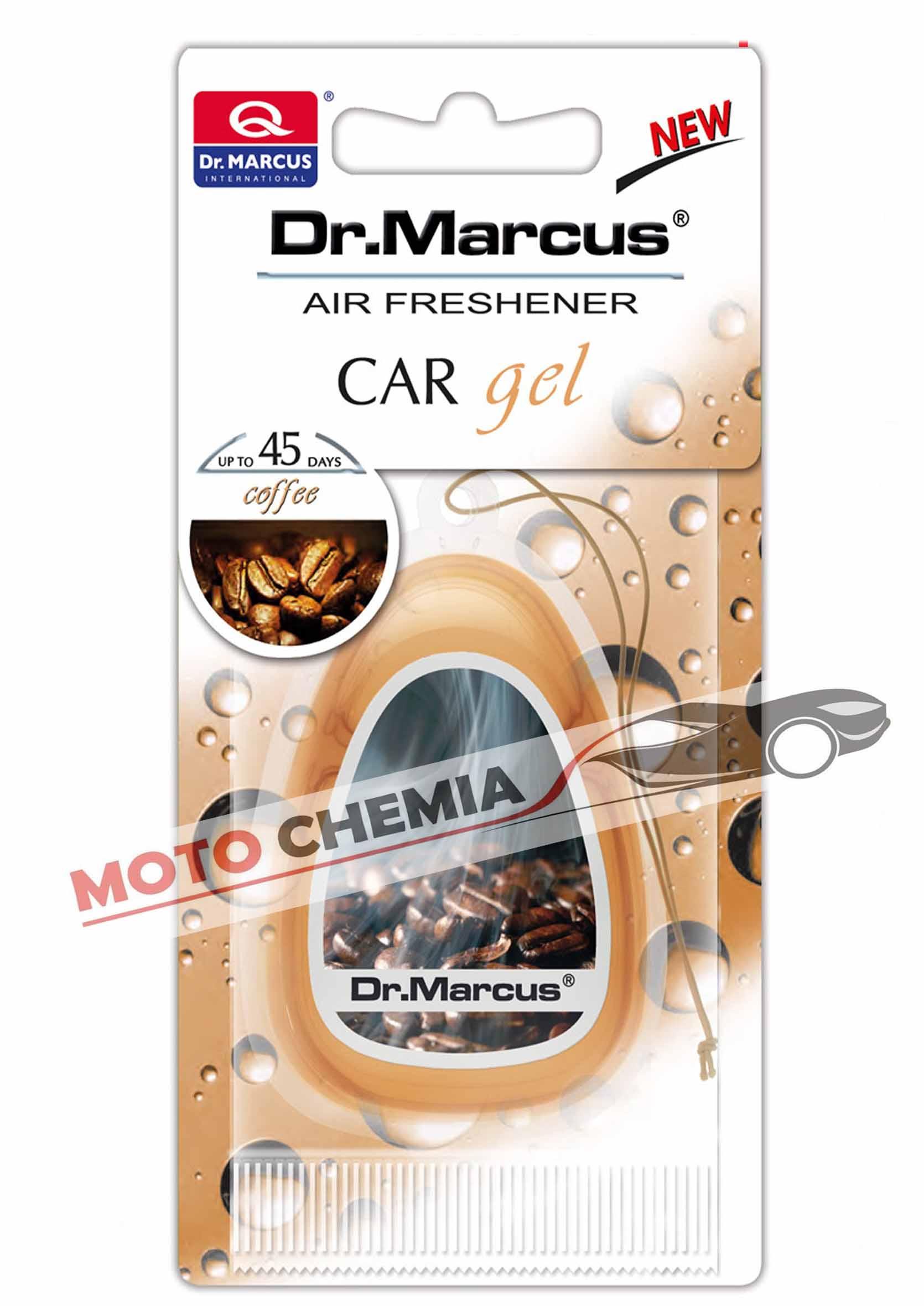 Dr. Marcus Car Gel Zapach do samochodu Kawa 10 ml