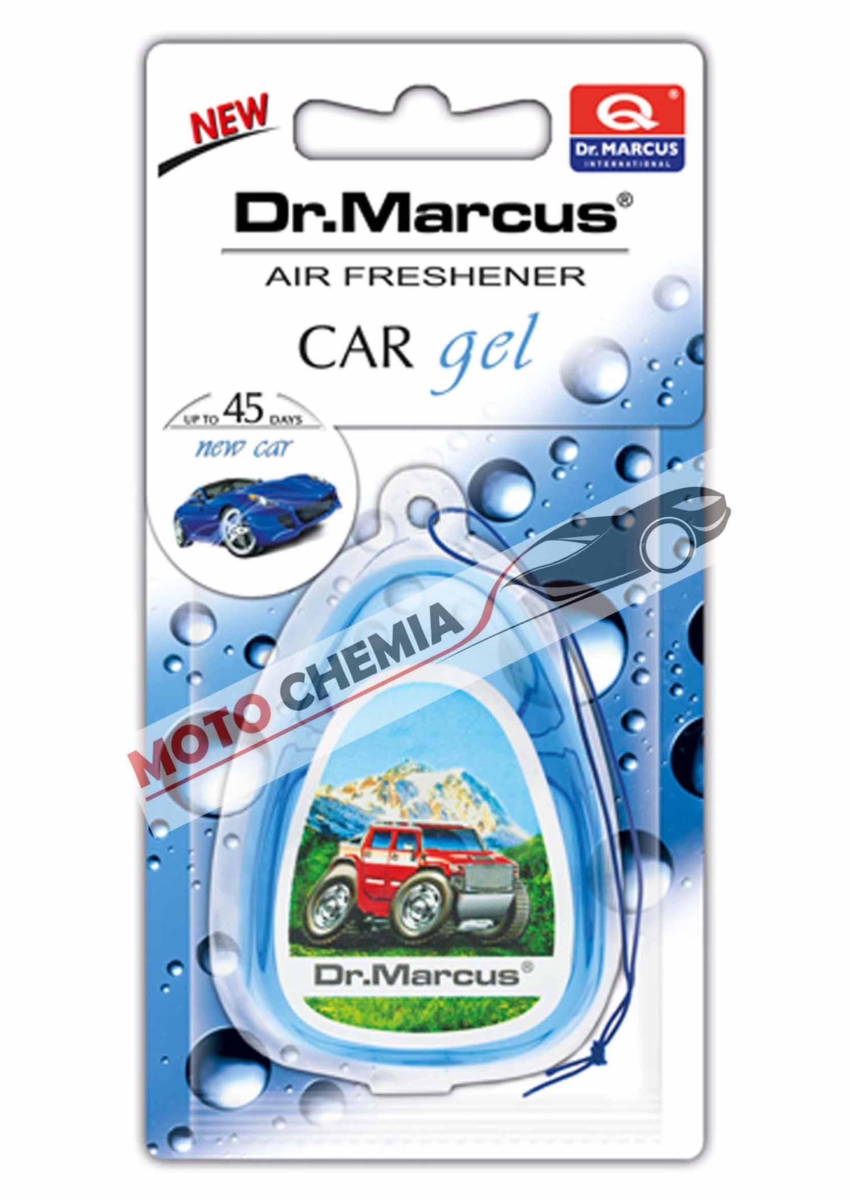 Dr. Marcus Car Gel New Car 10ml Zapach Samochodowy
