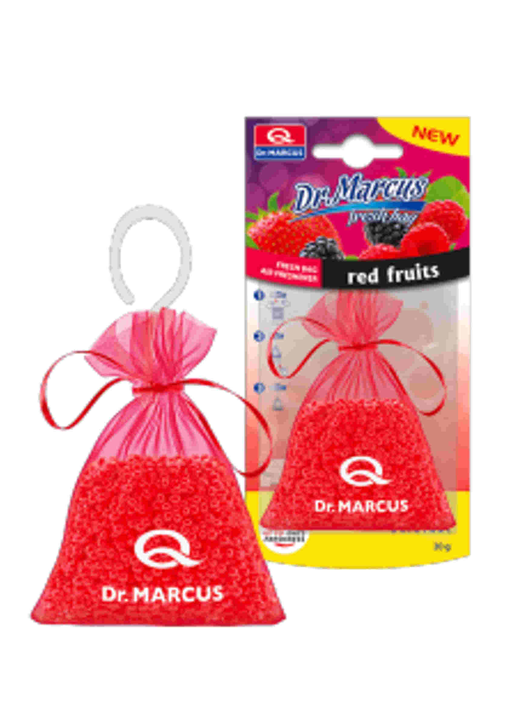 Woreczek Zapachowy Fresh Bag Red Fruits 20g