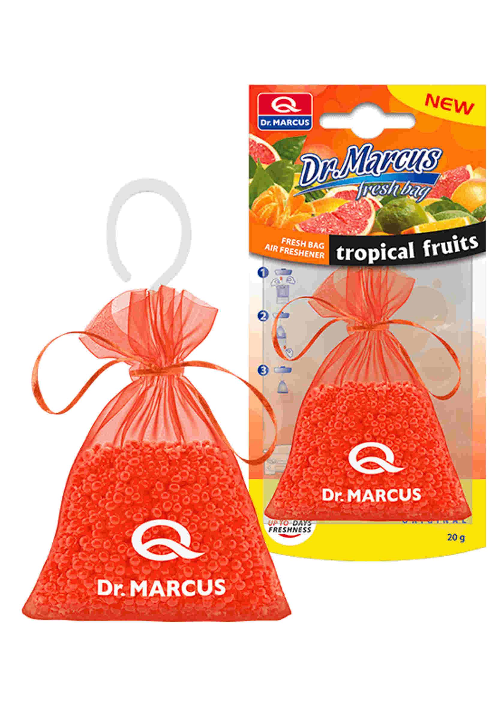 Dr. Marcus Fresh Bag Tropical Fruits 20g Woreczek Zapachowy Owoce Tropikalne