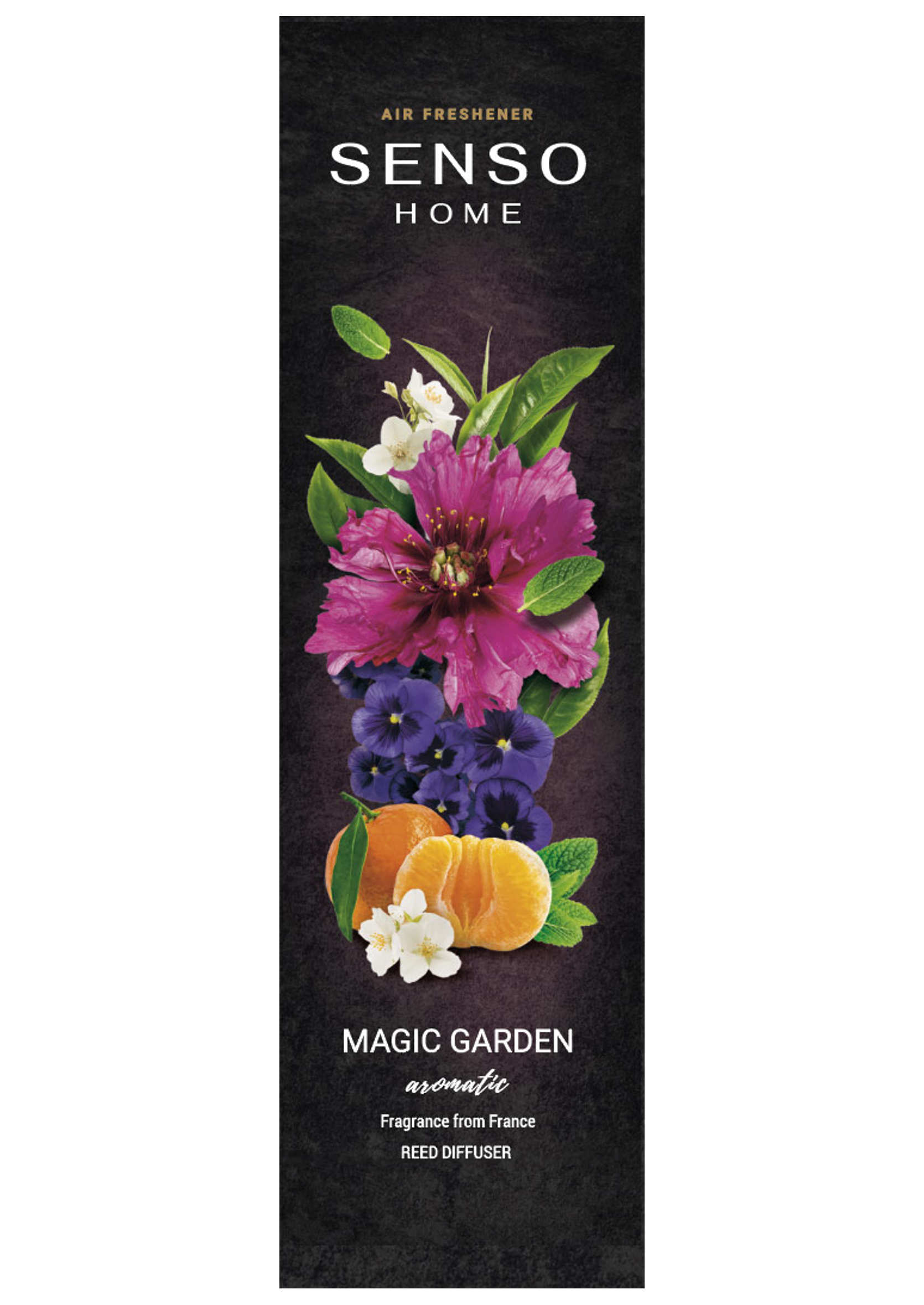 Dr Marcus Home Reed Diffuser 100ml Magic Garden Odświeżacz zapach do domu
