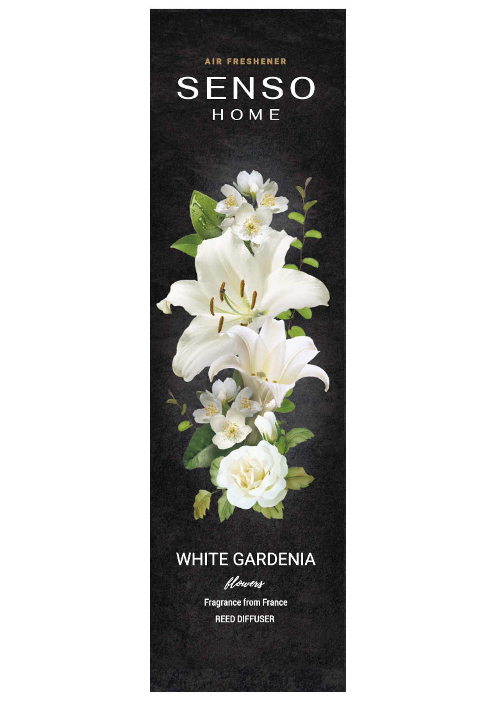 Dr Marcus Home Reed Diffuser 100ml White Gardenia Odświeżacz zapach do domu