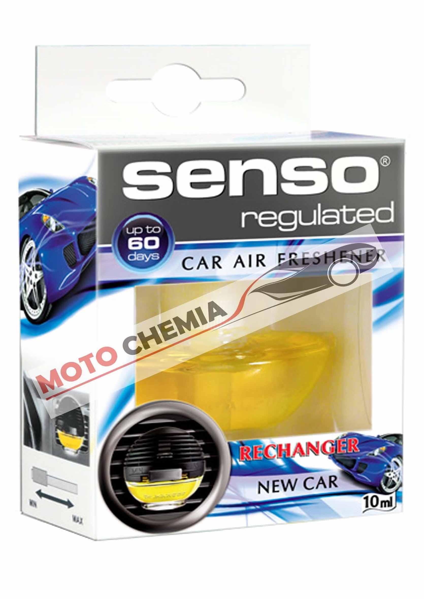 Dr. Marcus Rechanger Wkład wymienny do Senso 10ml New Car