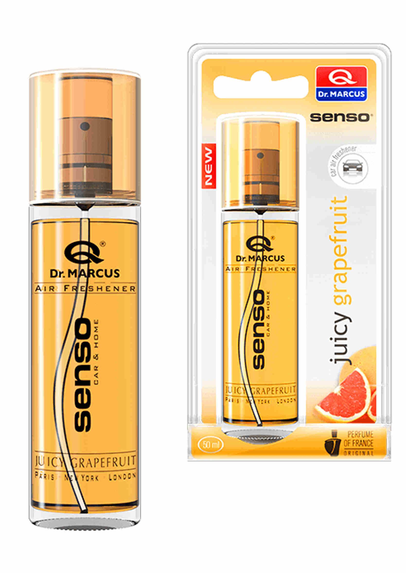Dr. Marcus Senso Spray Juicy Grapefruit 50ml Zapach Samochodowy w Sprayu