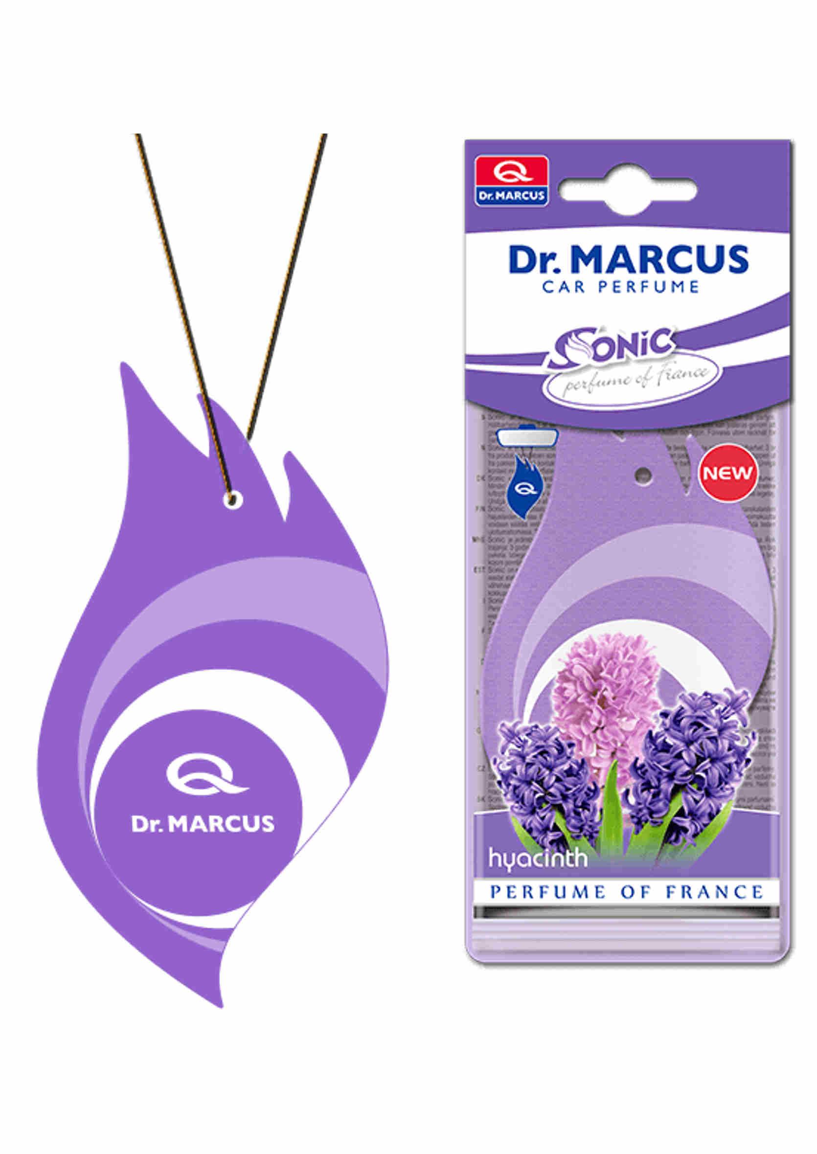 Dr. Marcus Sonic Hyacinth Listek Zapachowy Choinka Hiacynt