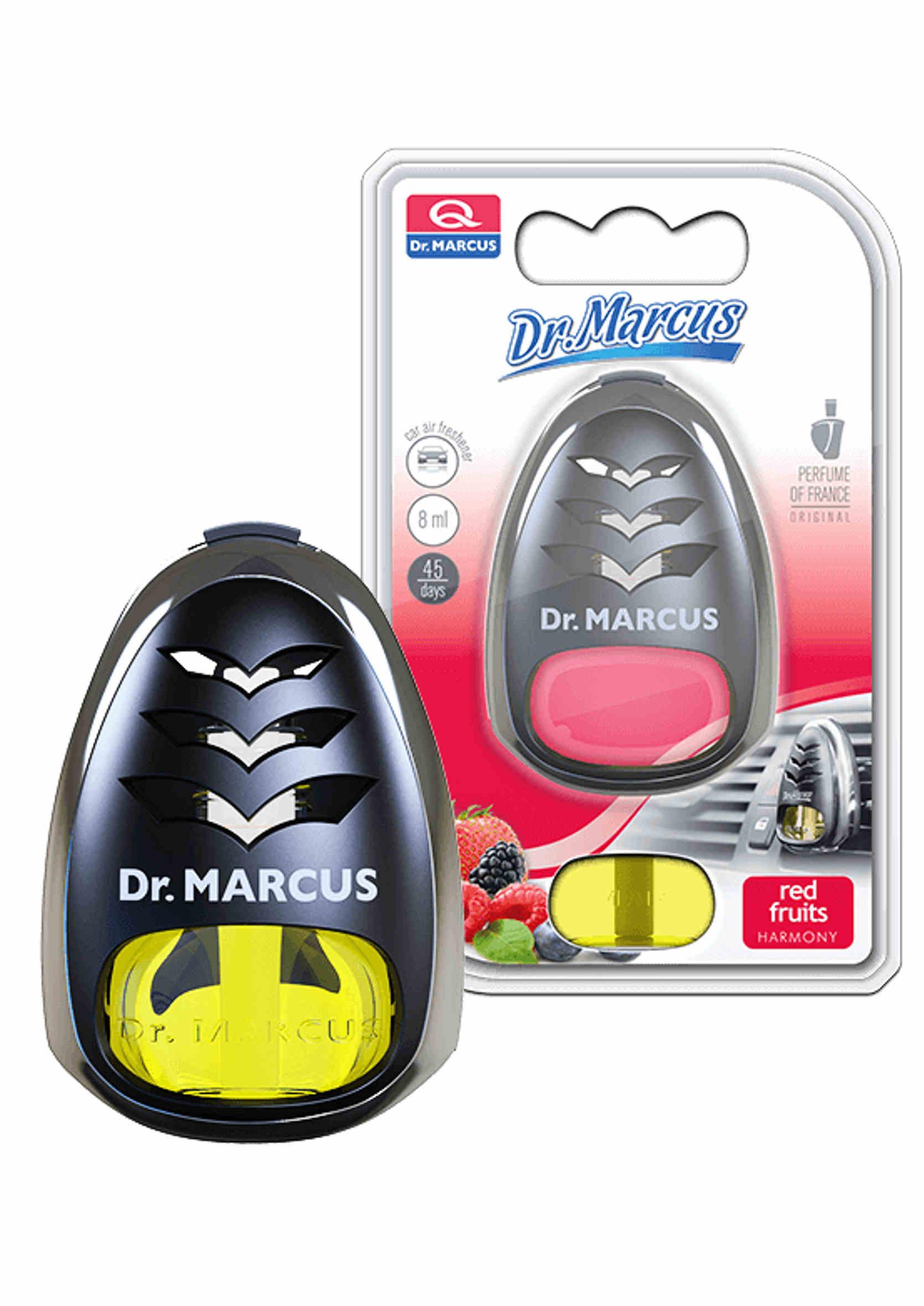 Dr. Marcus Harmony Red Fruits 8ml Zapach Samochodowy