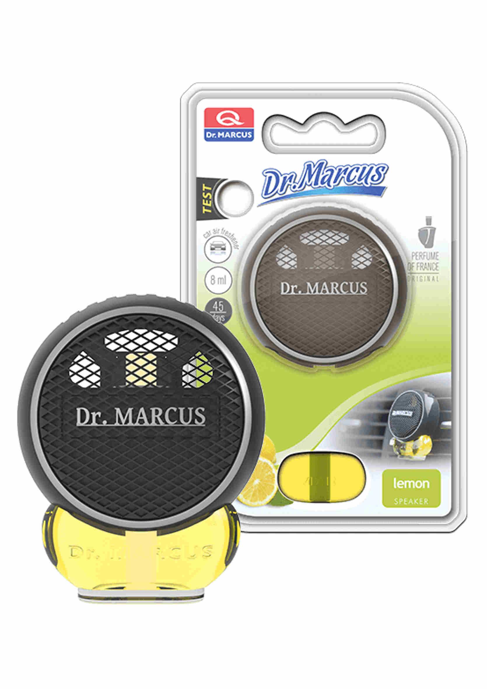 Dr. Marcus Speaker Lemon 8ml Zapach Samochodowy