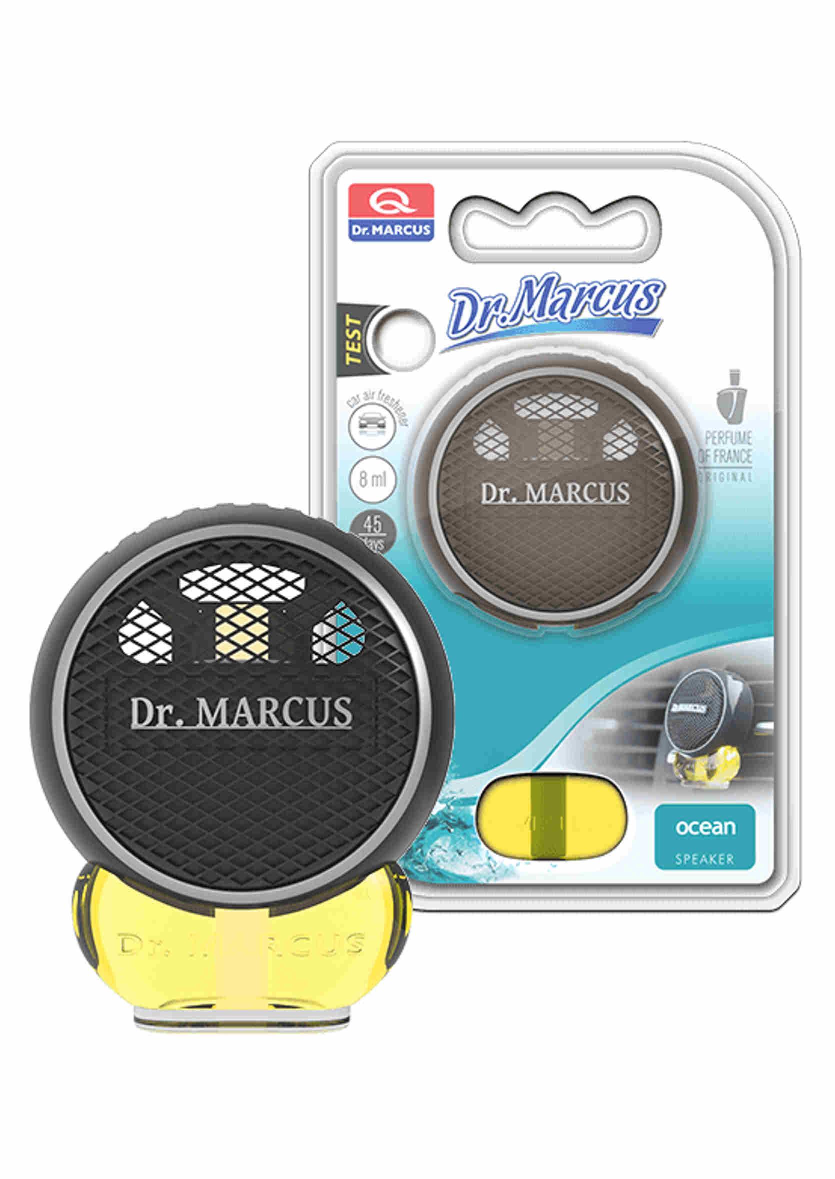 Dr. Marcus Speaker Ocean 8ml Zapach Samochodowy