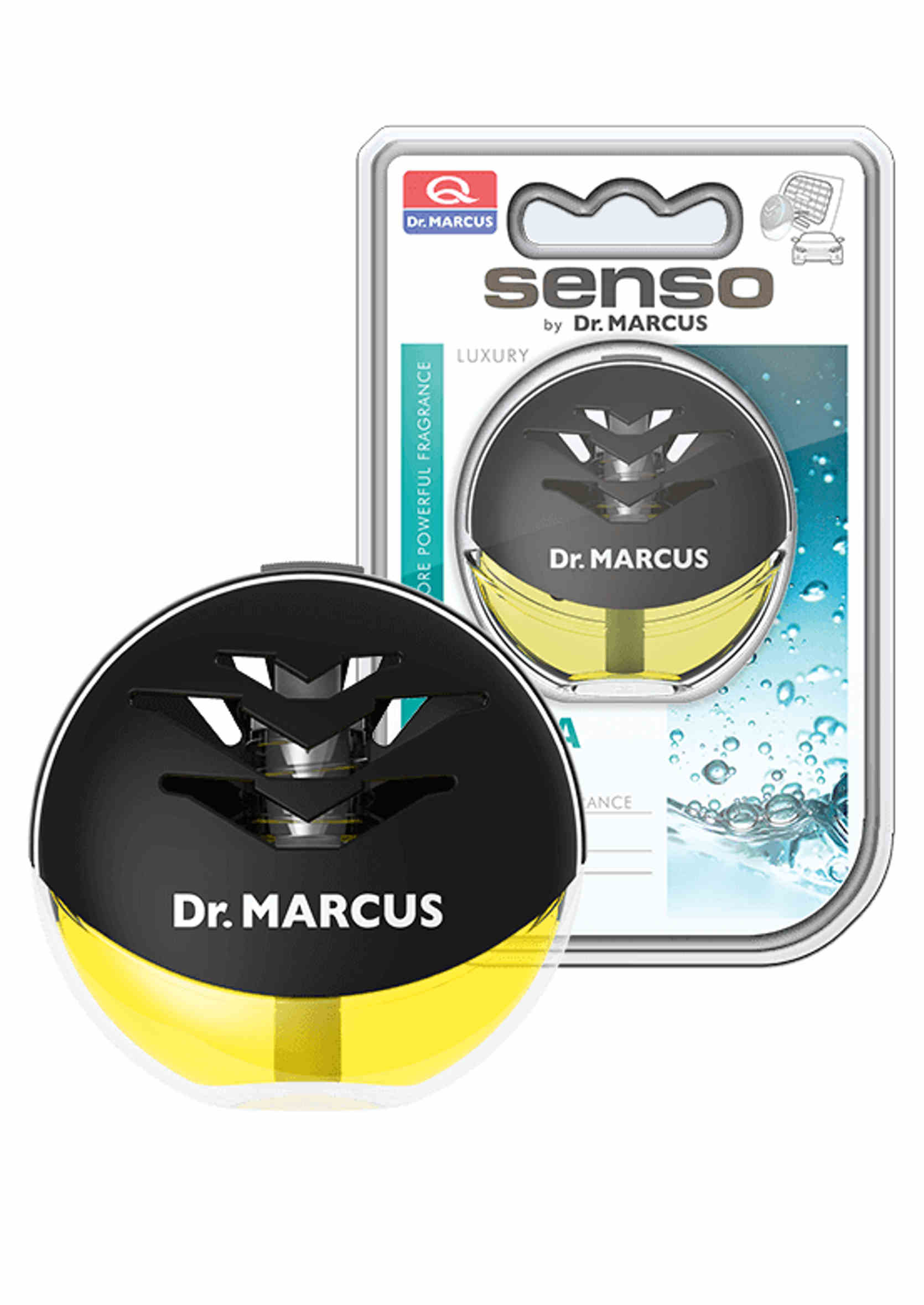 Dr. Marcus Luxury Aqua Spa 10ml Zapach samochodowy
