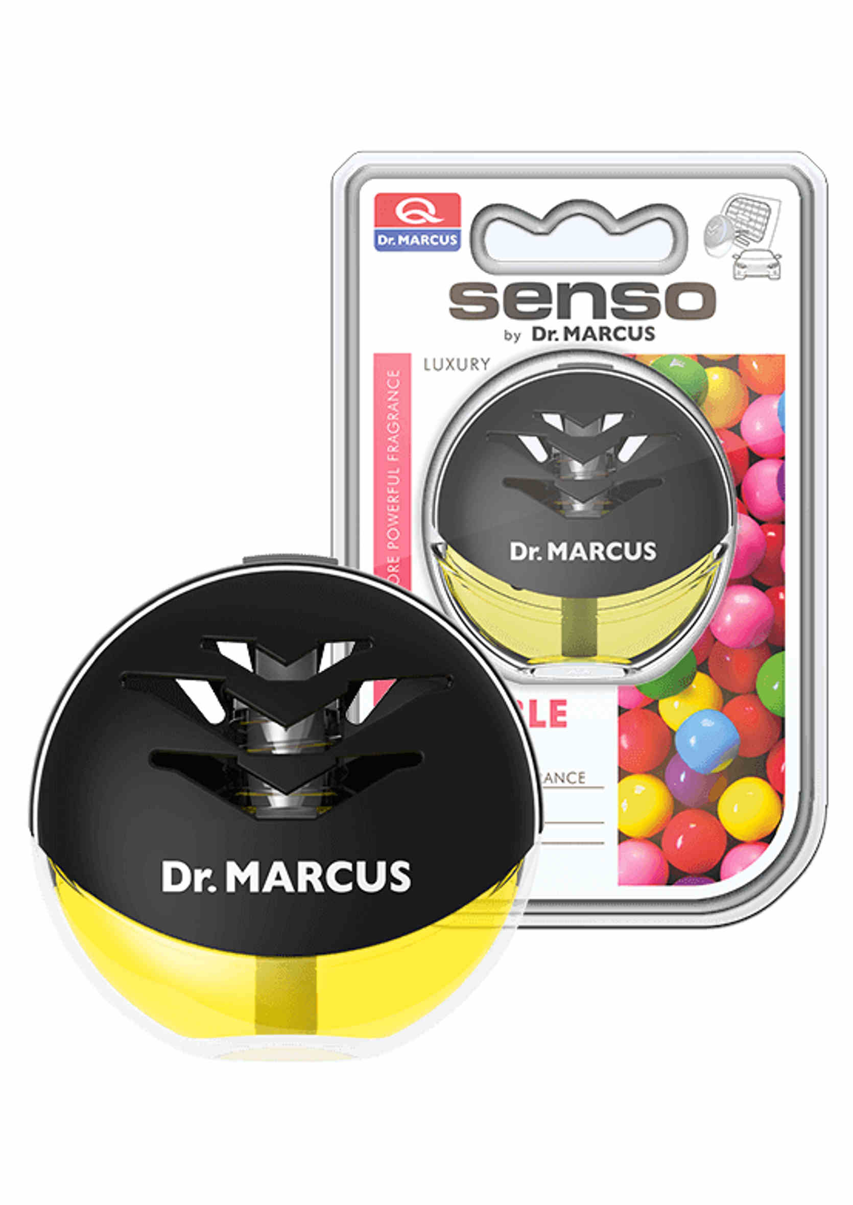 Dr. Marcus Senso Luxury Bubble Gum 10ml Zapach do Auta