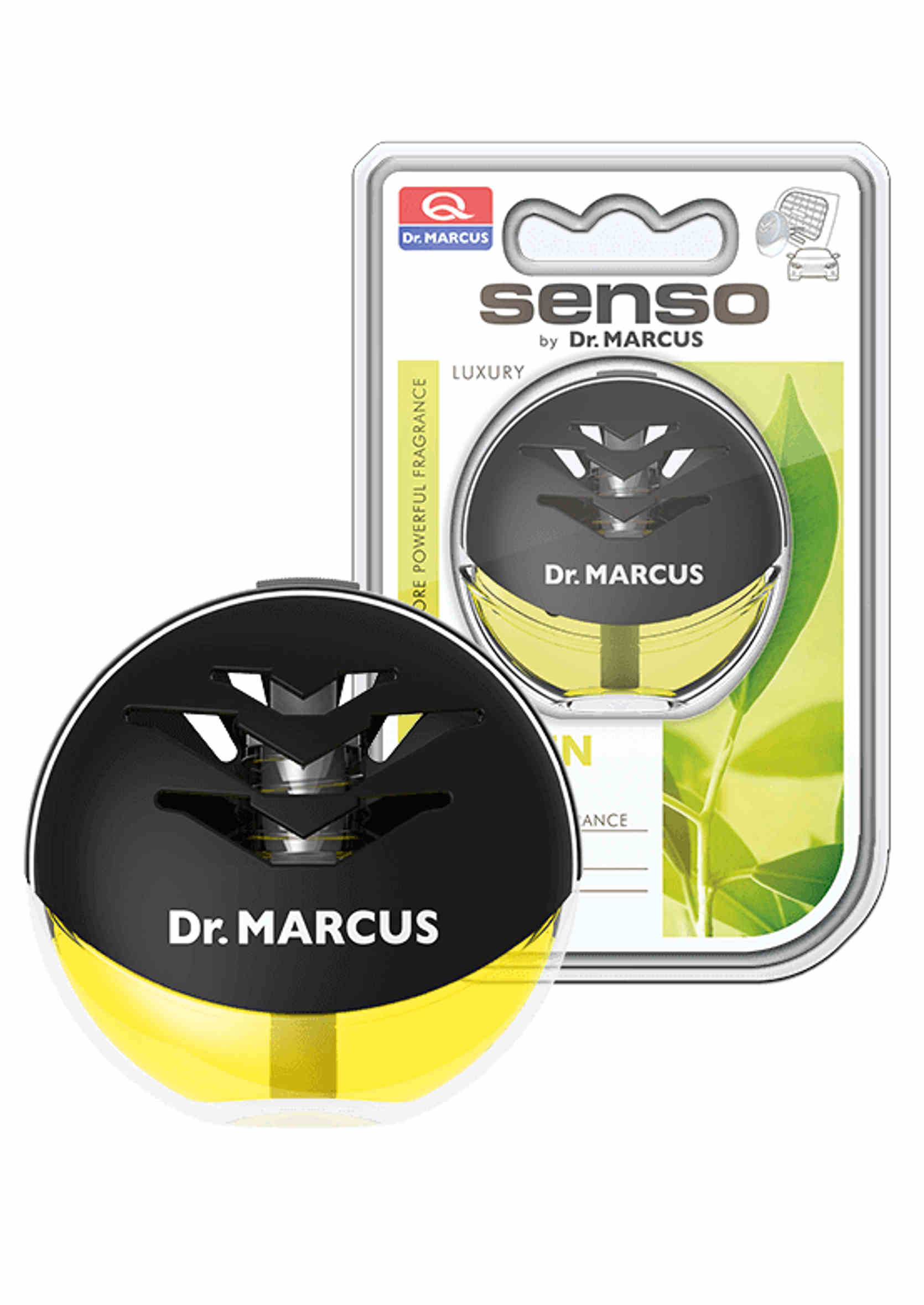 Dr. Marcus Senso Luxury Green Tea 10ml Zapach do Auta