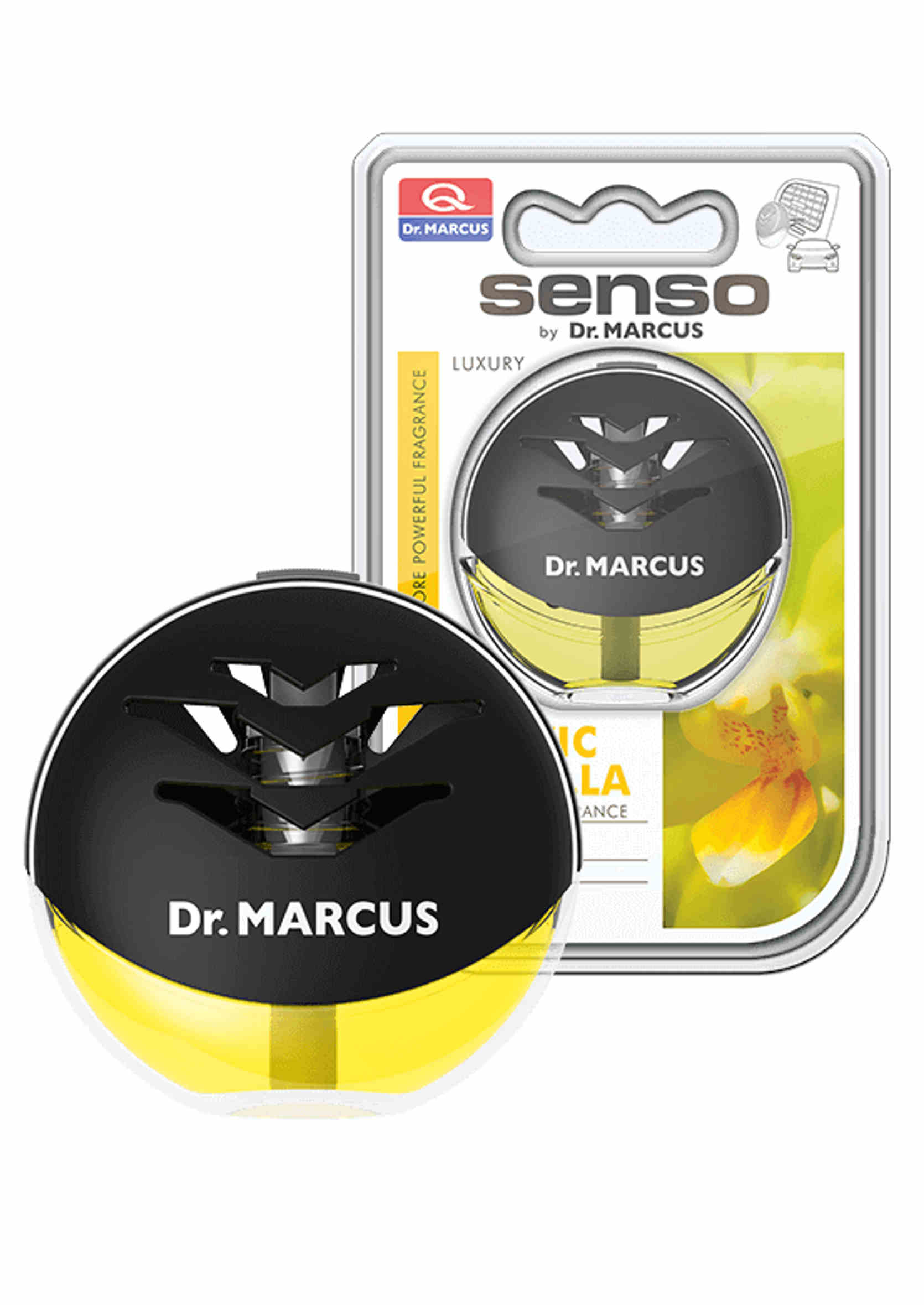 Dr. Marcus Senso Luxury Exotic Wanilia 10ml Zapach do Auta