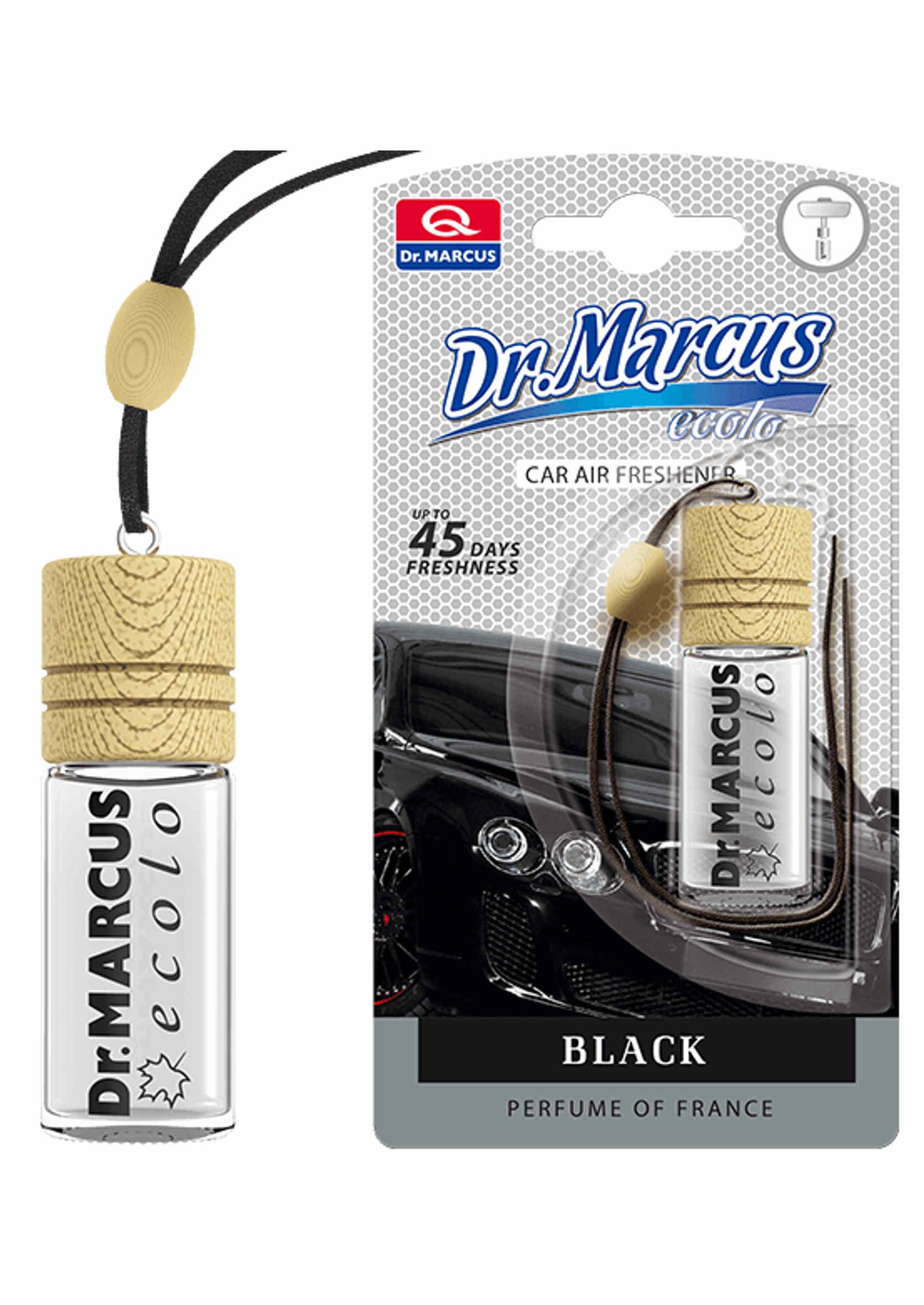 Dr. Marcus Ecolo 4.5ml Black Zapach Samochodowy