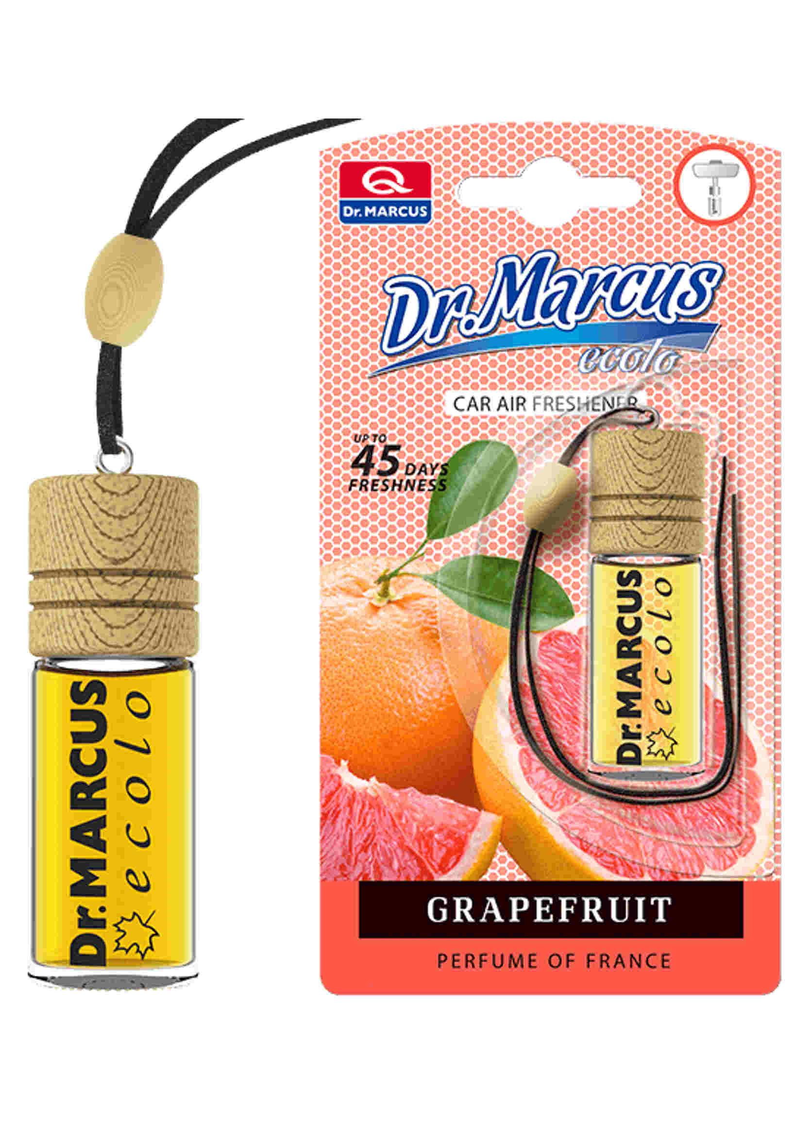 Dr. Marcus Ecolo Grapefruit 4.5ml Odświeżacz Powietrza Zawieszka