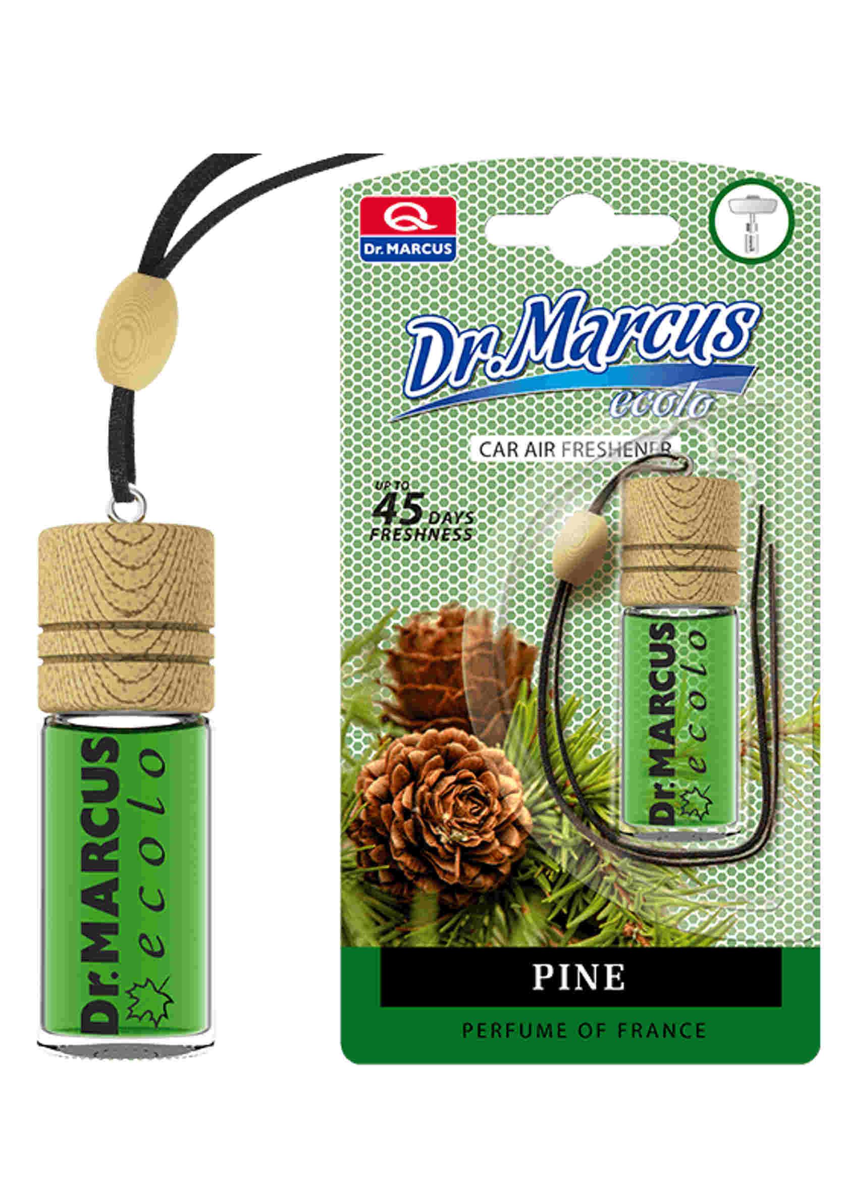 Dr. Marcus Ecolo Pine 4.5ml Odświeżacz Powietrza Zawieszka Las