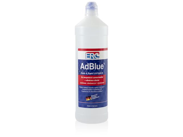 ERC AdBlue 1L Płyn do Silników Diesla z Systemem SCR