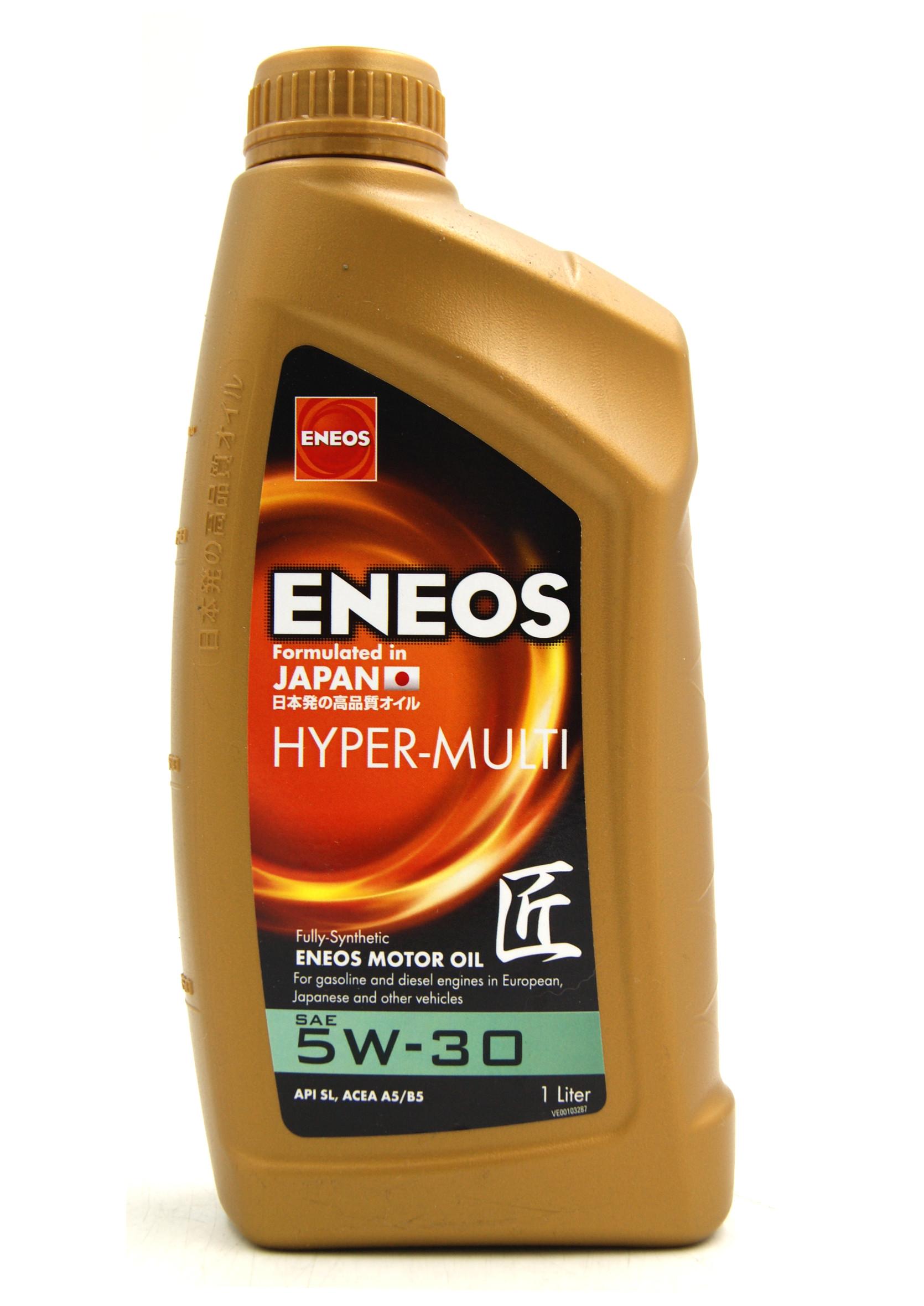 Eneos Premium Hyper Multi 5W30 1L Olej Silnikowy Syntetyczny