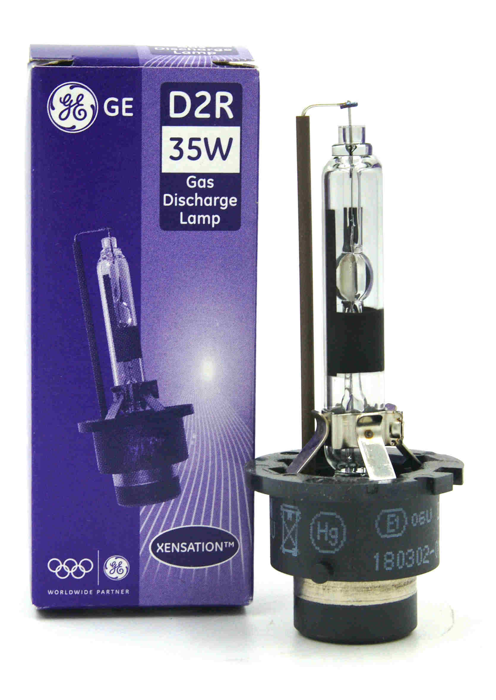 Żarnik Ksenonowy General Electric D2R 35W
