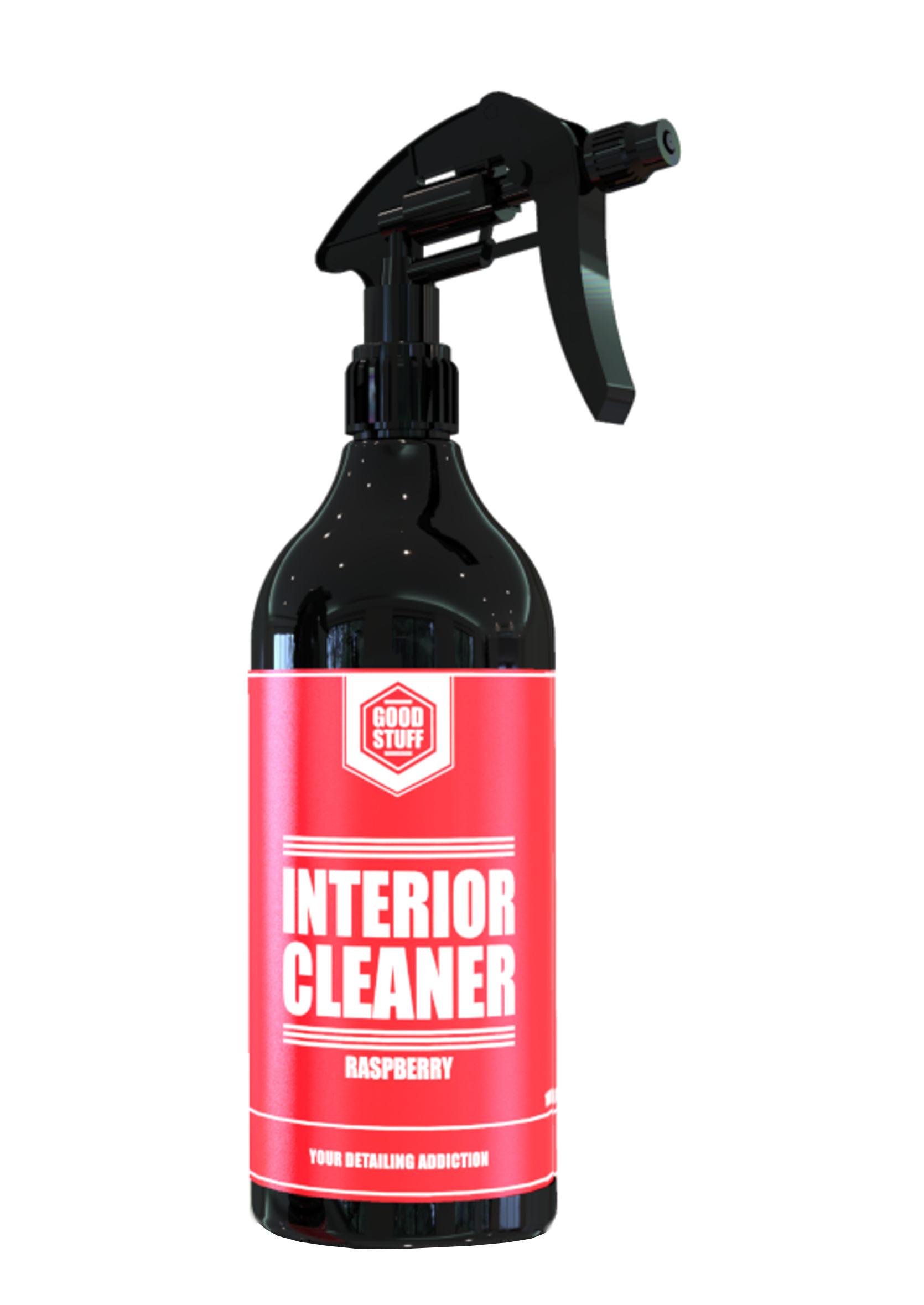 Good Stuff Interior Cleaner Raspberry 1L Płyn do Czyszczenia Wnętrza