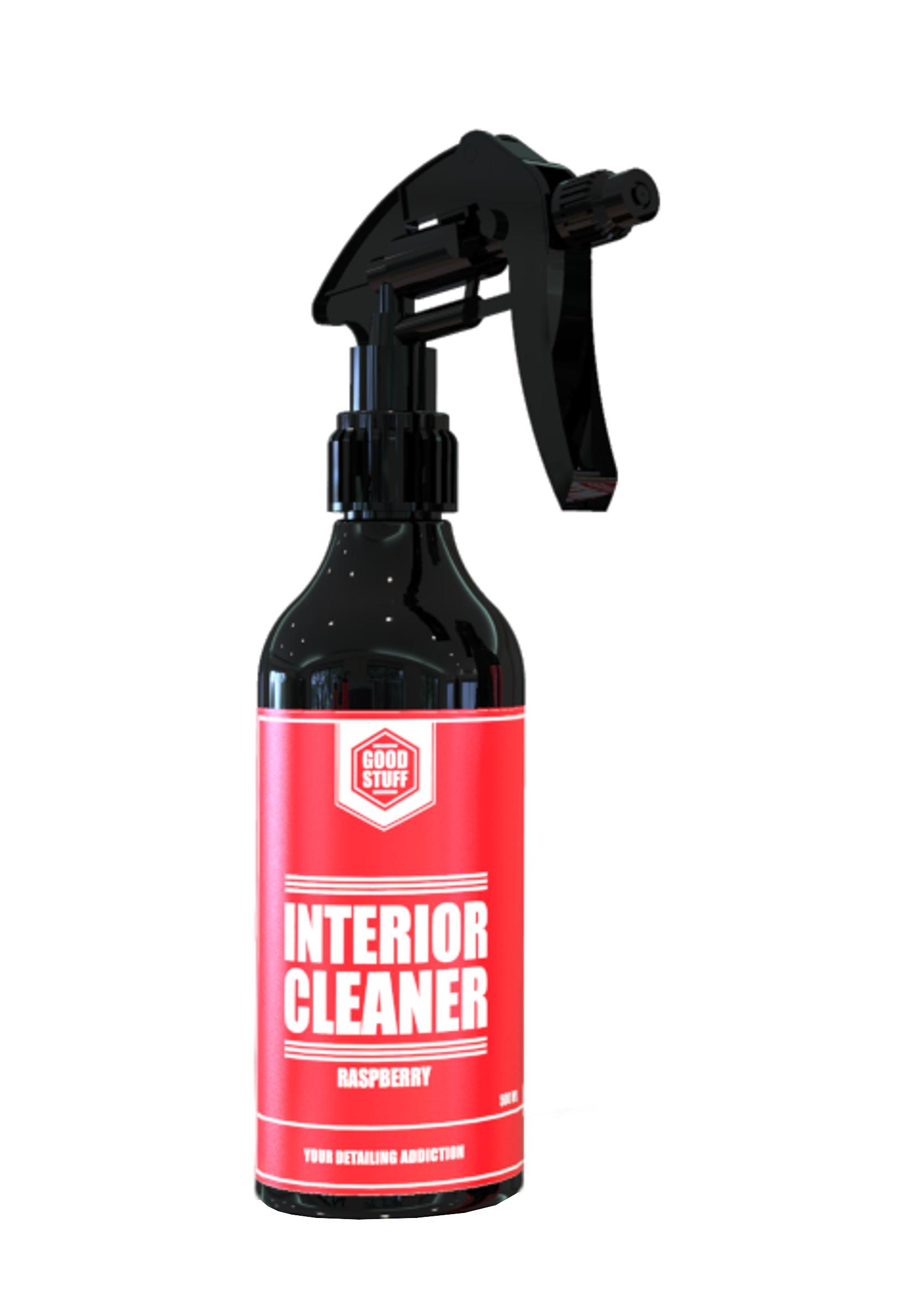 Good Stuff Interior Cleaner Raspberry 500ml Płyn do Czyszczenia Wnętrza