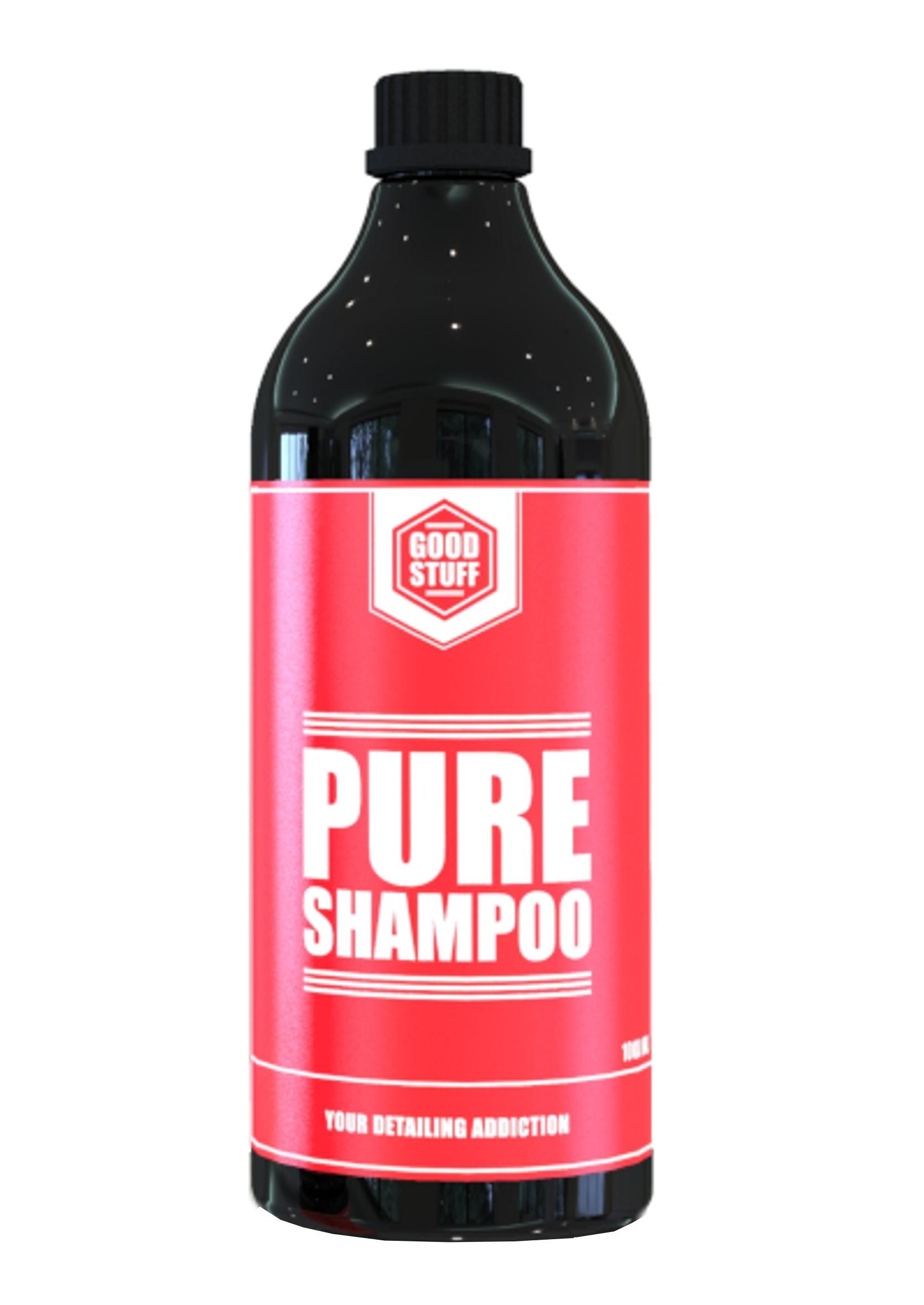 Good Stuff Pure Shampoo 1L Szampon Samochodowy Neutralny