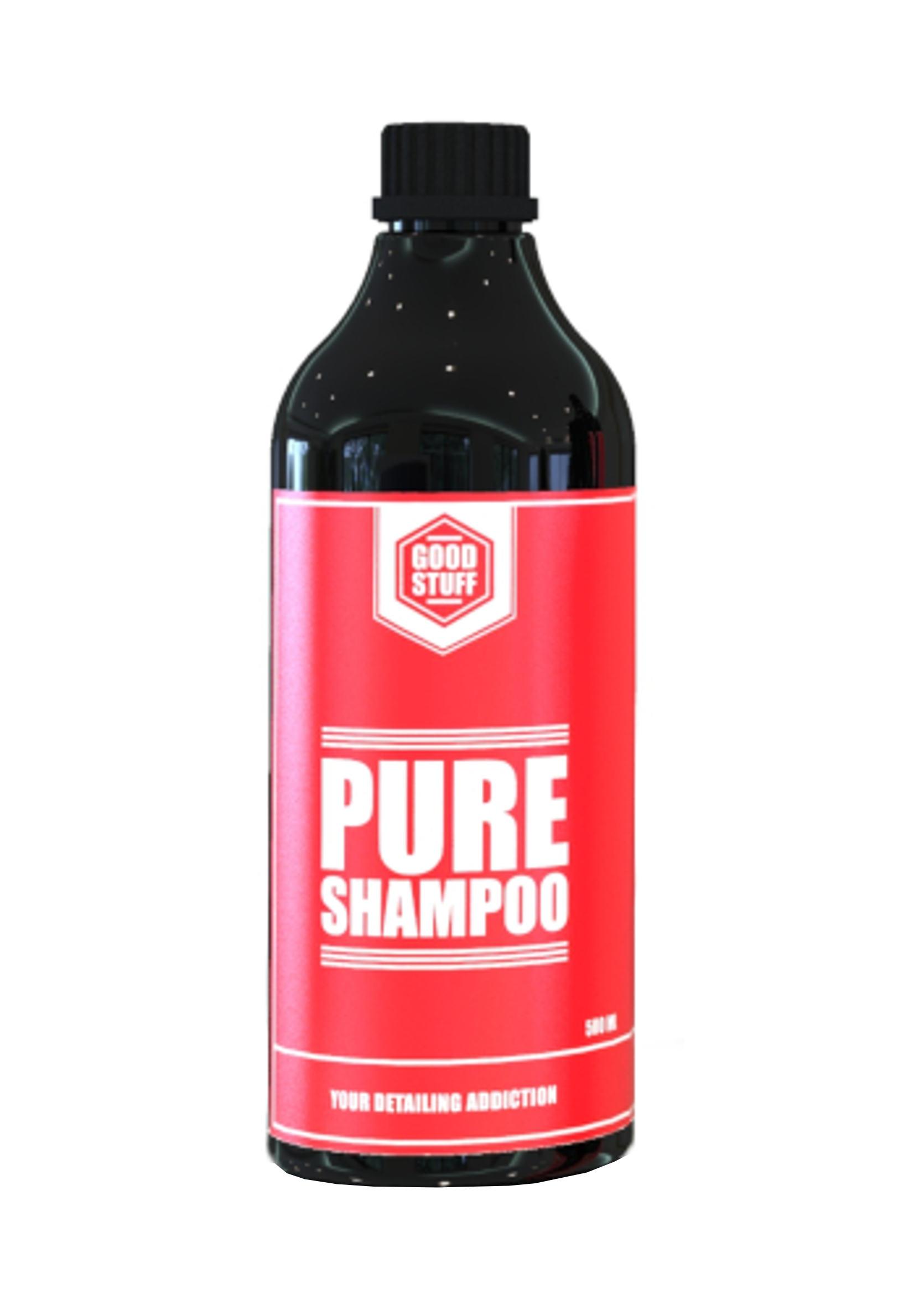 Good Stuff Pure Shampoo 500ml Szampon Samochodowy Neutralny