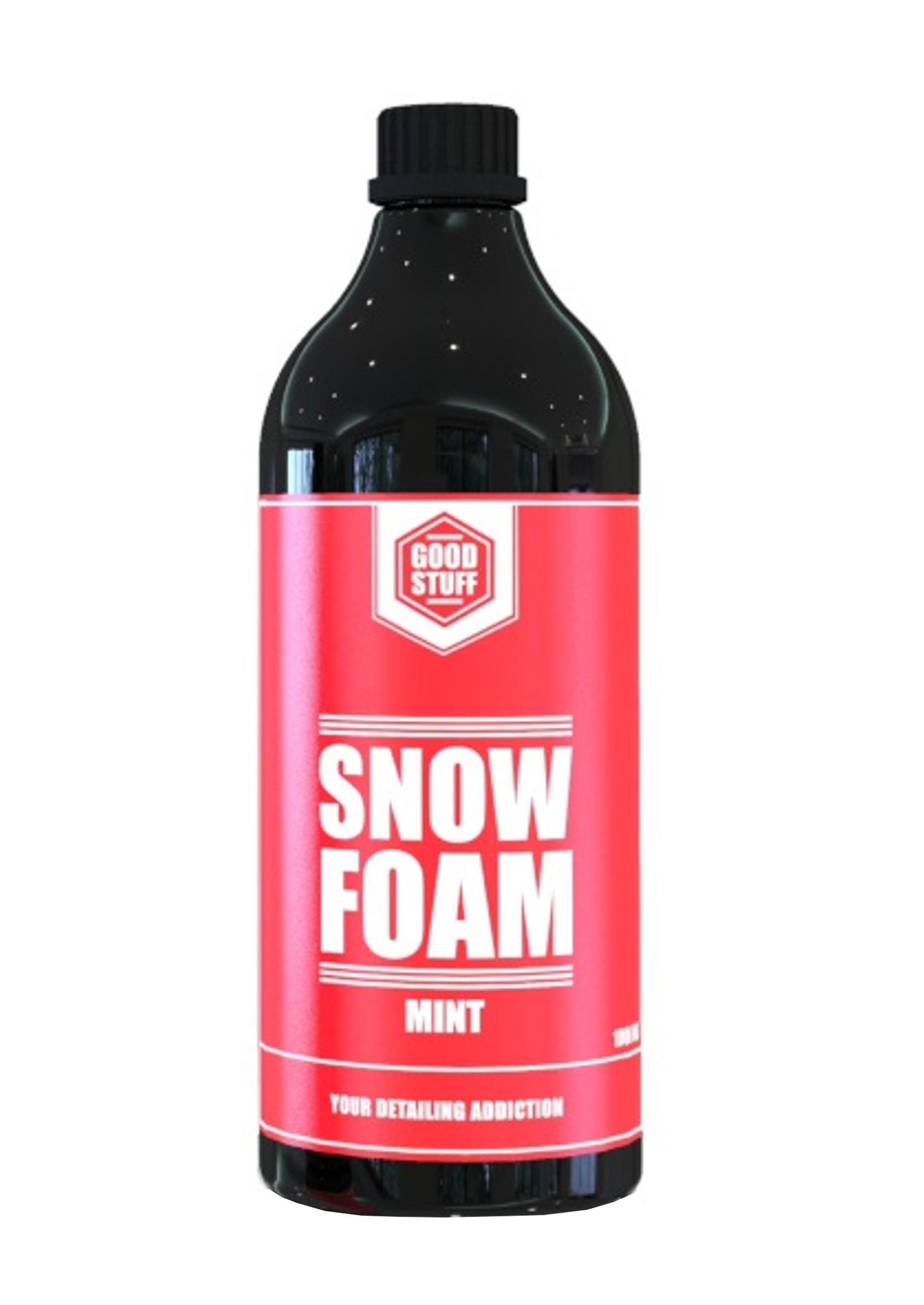 Good Stuff Snow Foam Mint 1L Piana Aktywna Zielona