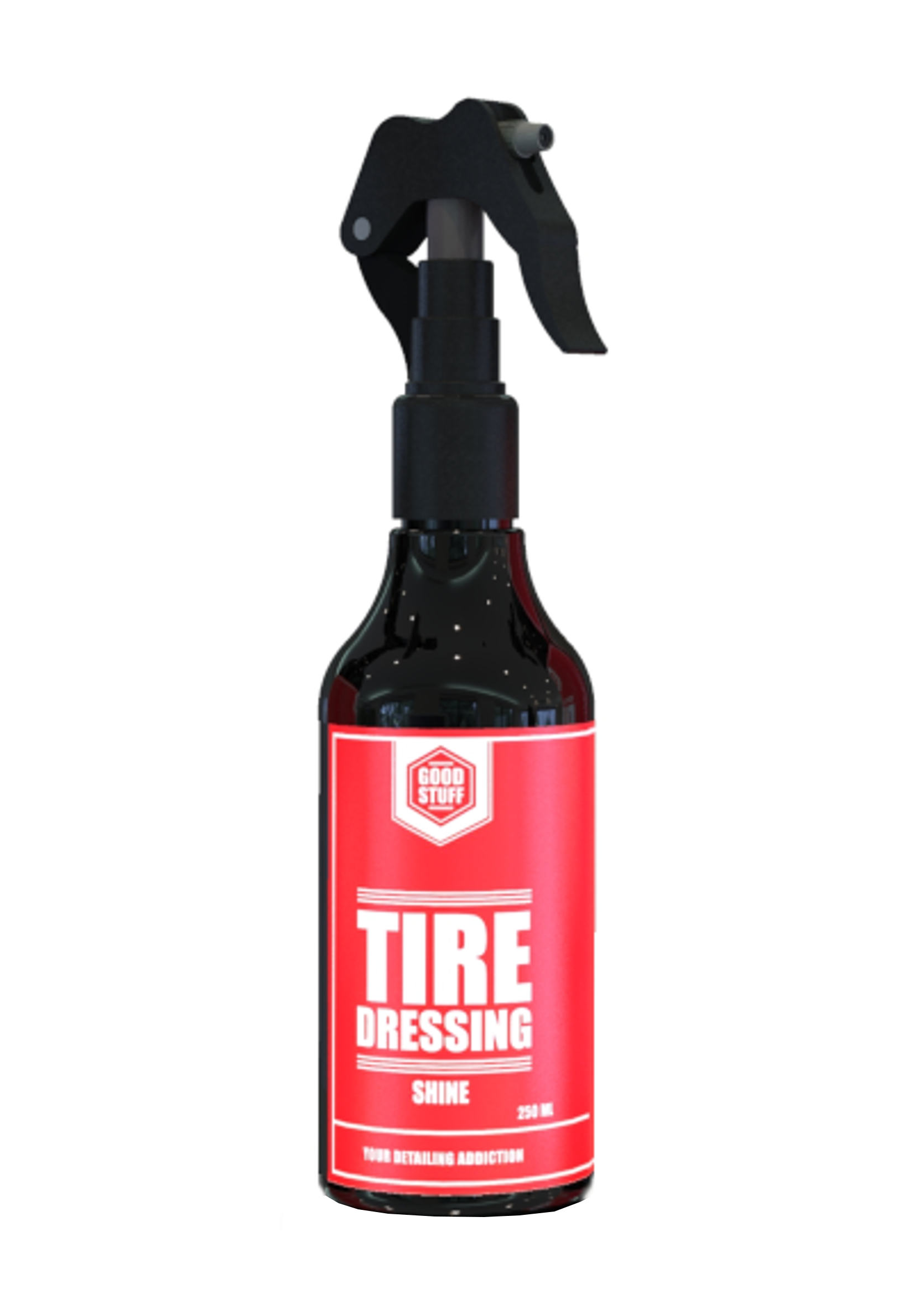 Good Stuff Tire Dressing Shine 250ml Dressing do Opon Nabłyszczający
