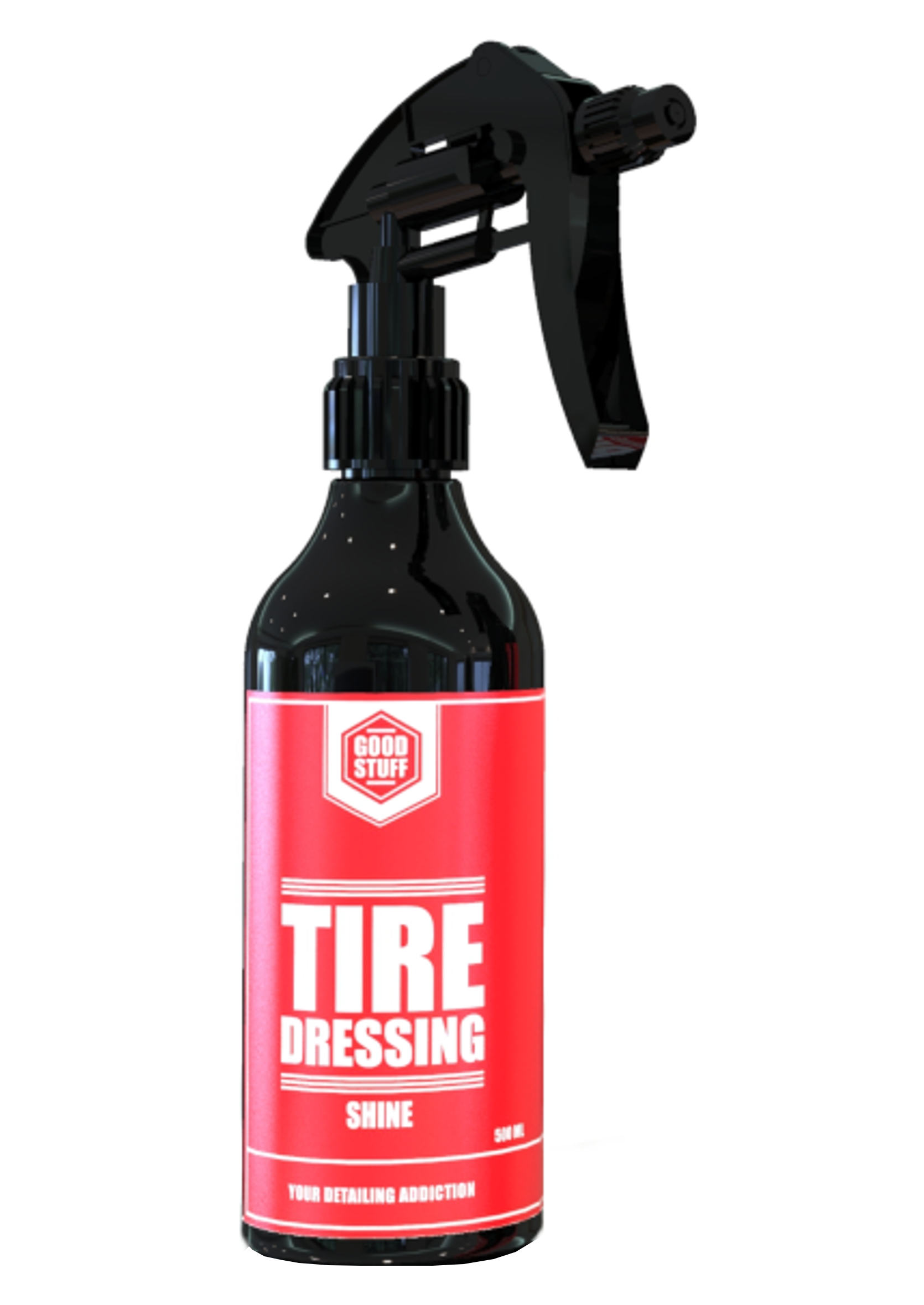 Good Stuff Tire Dressing Shine 500ml Dressing do Opon Nabłyszczający
