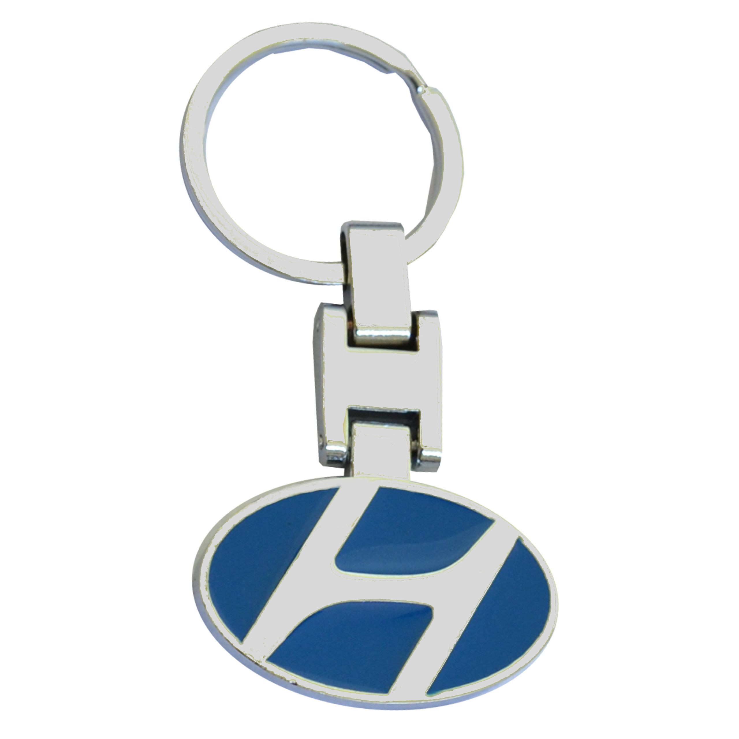 Brelok Metalowy do Kluczyków samochodowych Hyundai