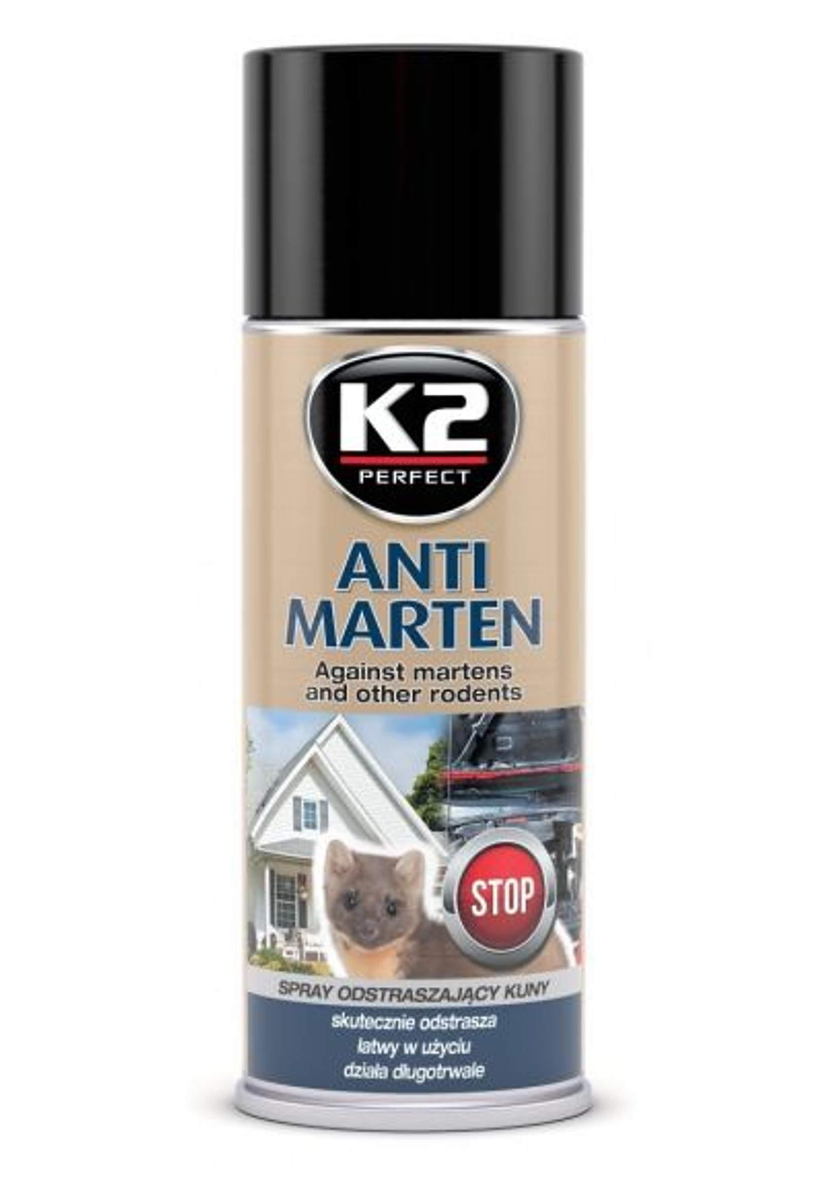 K2 Anti Marten 400ml Środek Odstraszający Kuny